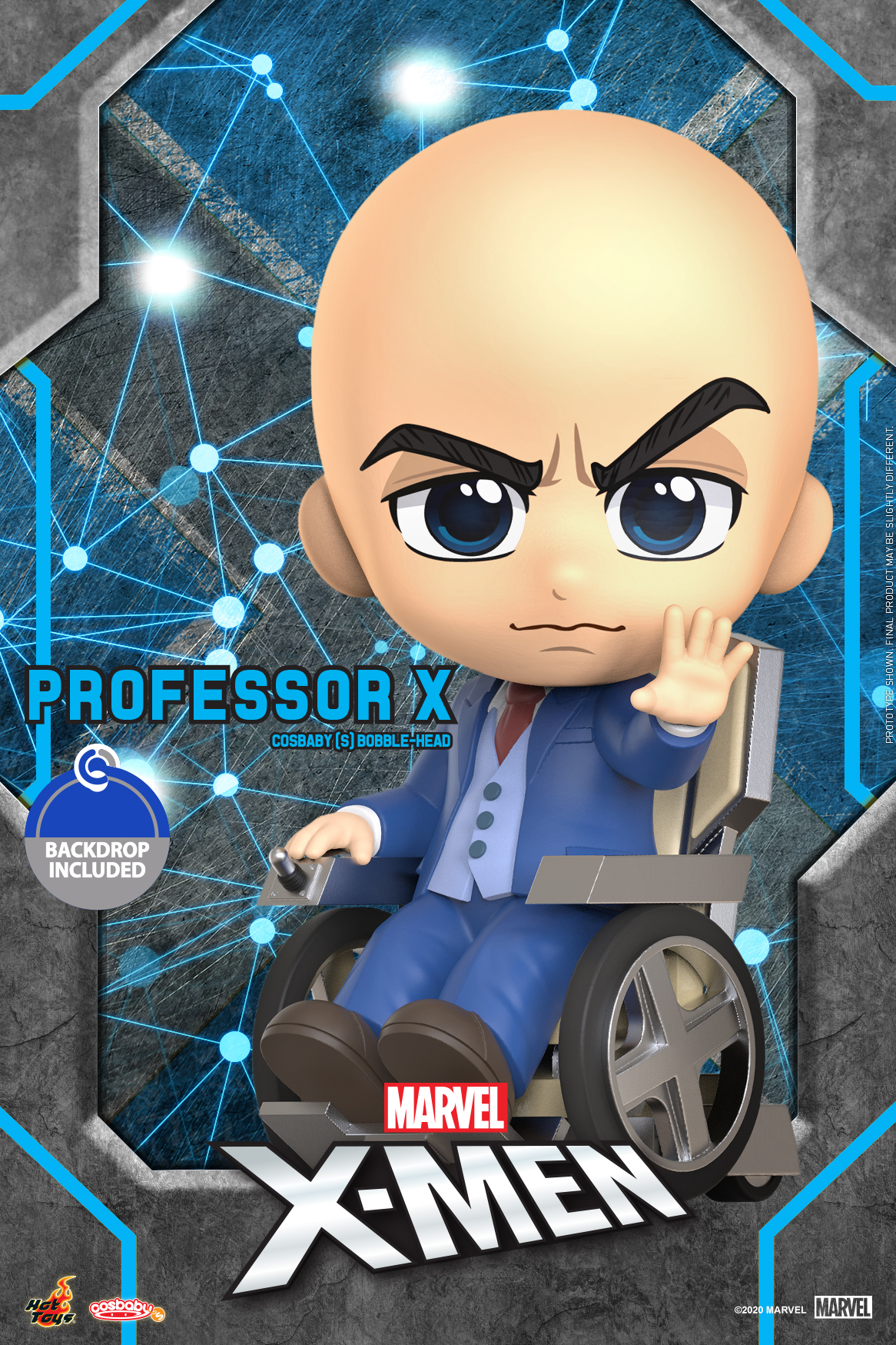 Hot Toys - X-Men - Professor X Cosbaby_PR1
