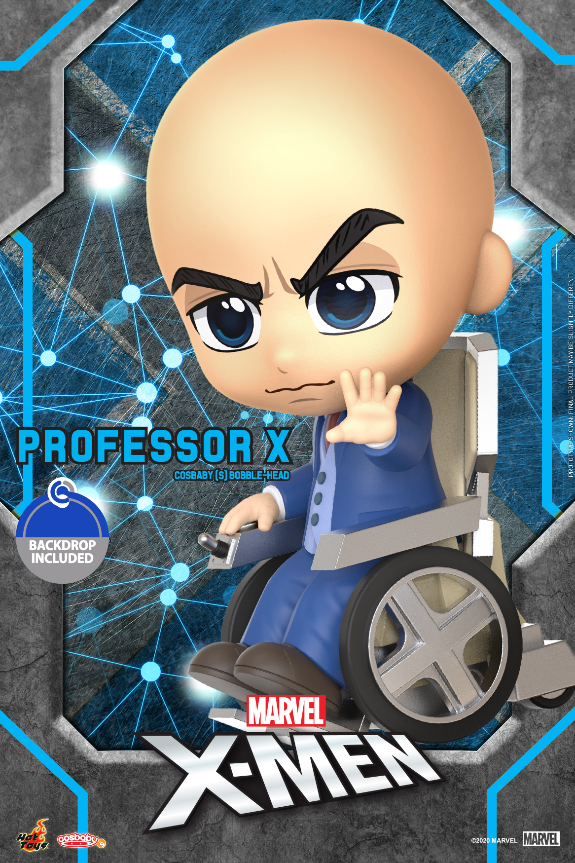 Hot Toys - X-Men - Professor X Cosbaby_PR2