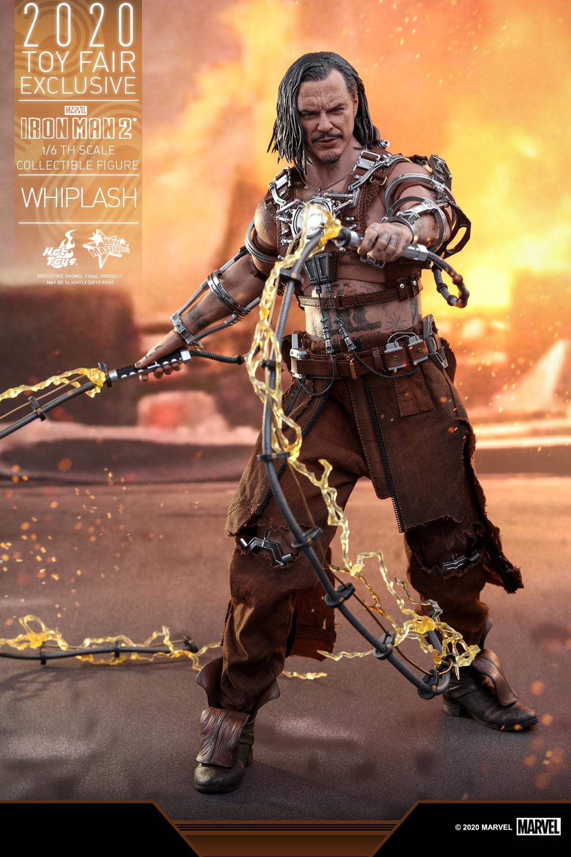 Hot Toys - Iron Man 2 - Whiplash collectible figure_PR1
