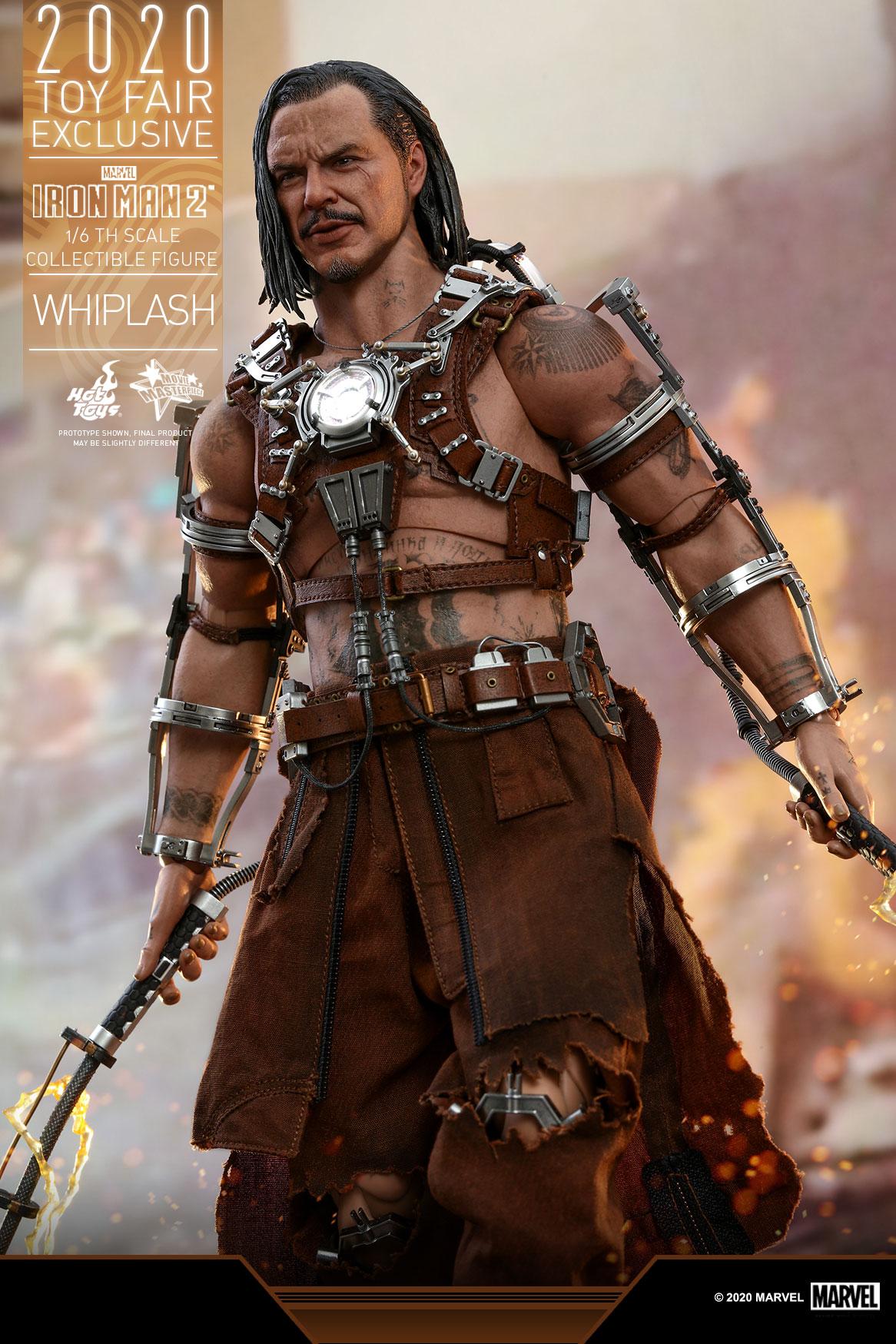 Hot Toys - Iron Man 2 - Whiplash collectible figure_PR7