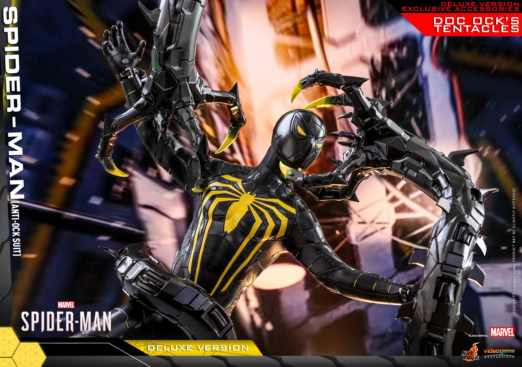 Hot Toys - MSM - Spider-Man (Anti-Ock Suit) collectible figure (Deluxe)_PR10