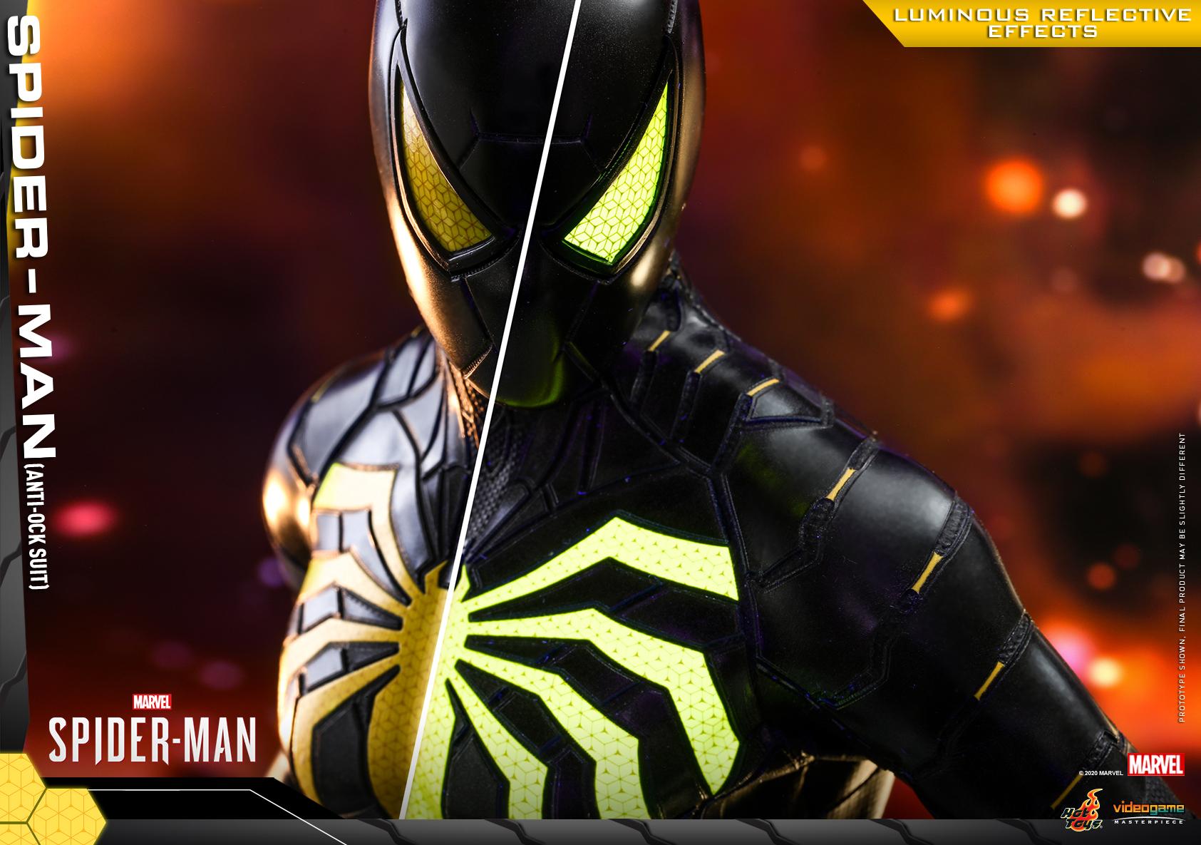 Hot Toys - MSM - Spider-Man (Anti-Ock Suit) collectible figure_PR10