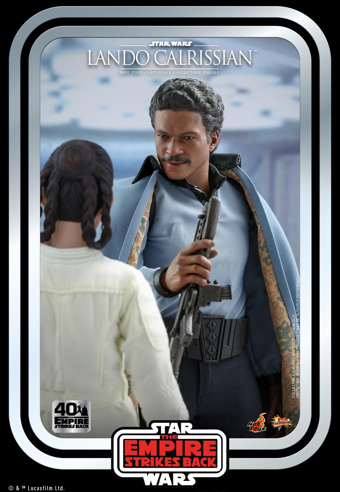 Hot Toys - SW - Lando Calrissian Collectible Figure (ESB40)_PR7