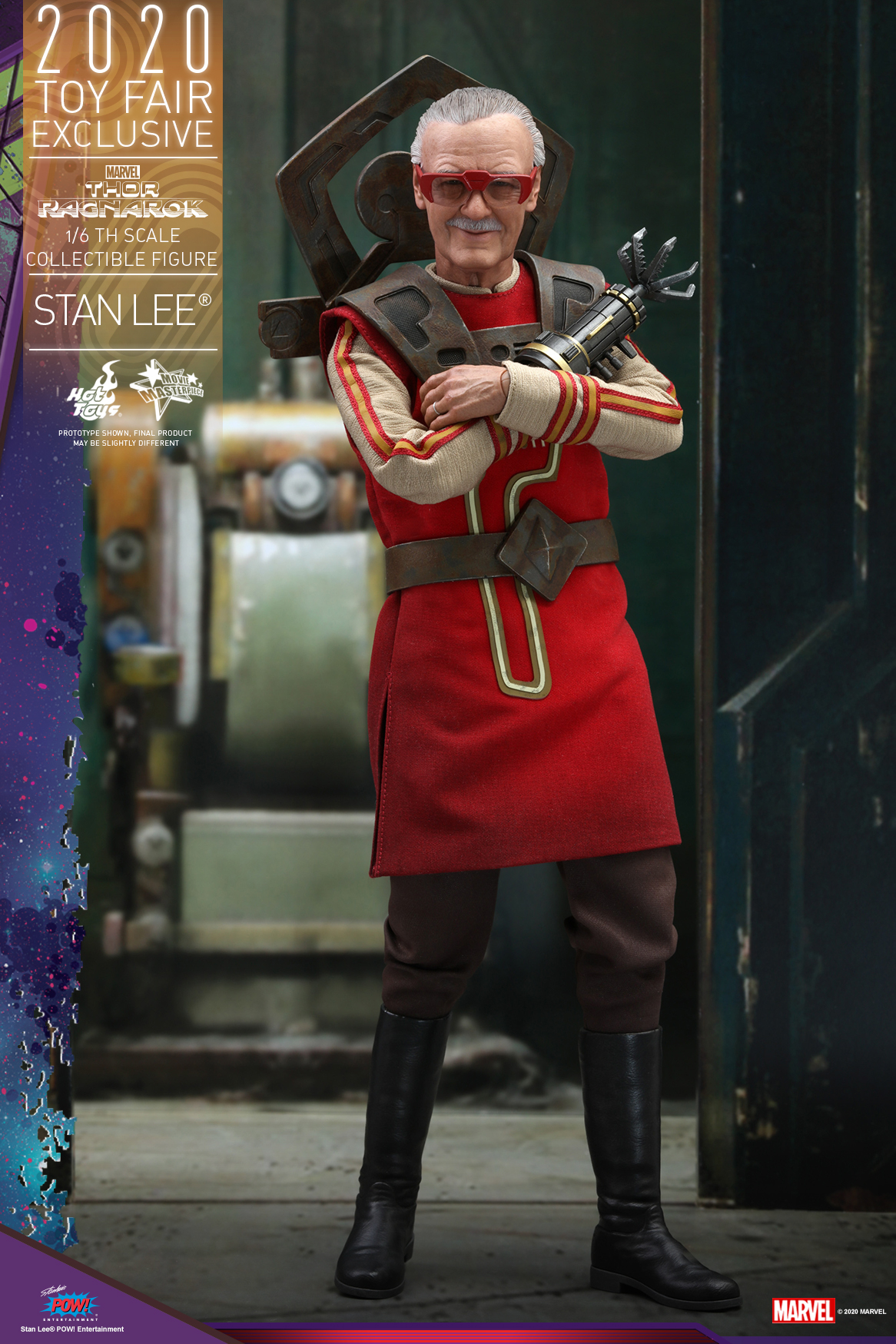 Hot Toys - Thor 3 - Stan Lee collectible figure_PR1