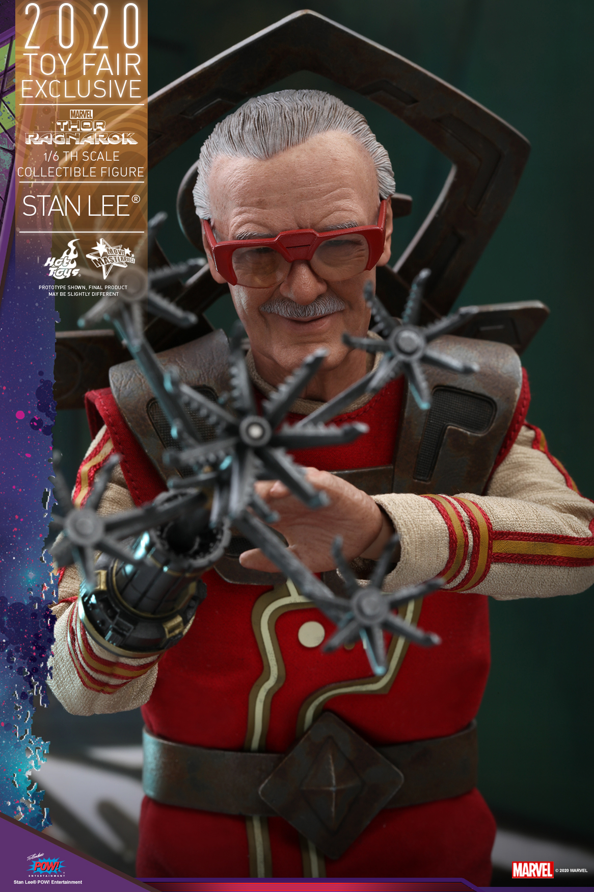 Hot Toys - Thor 3 - Stan Lee collectible figure_PR7