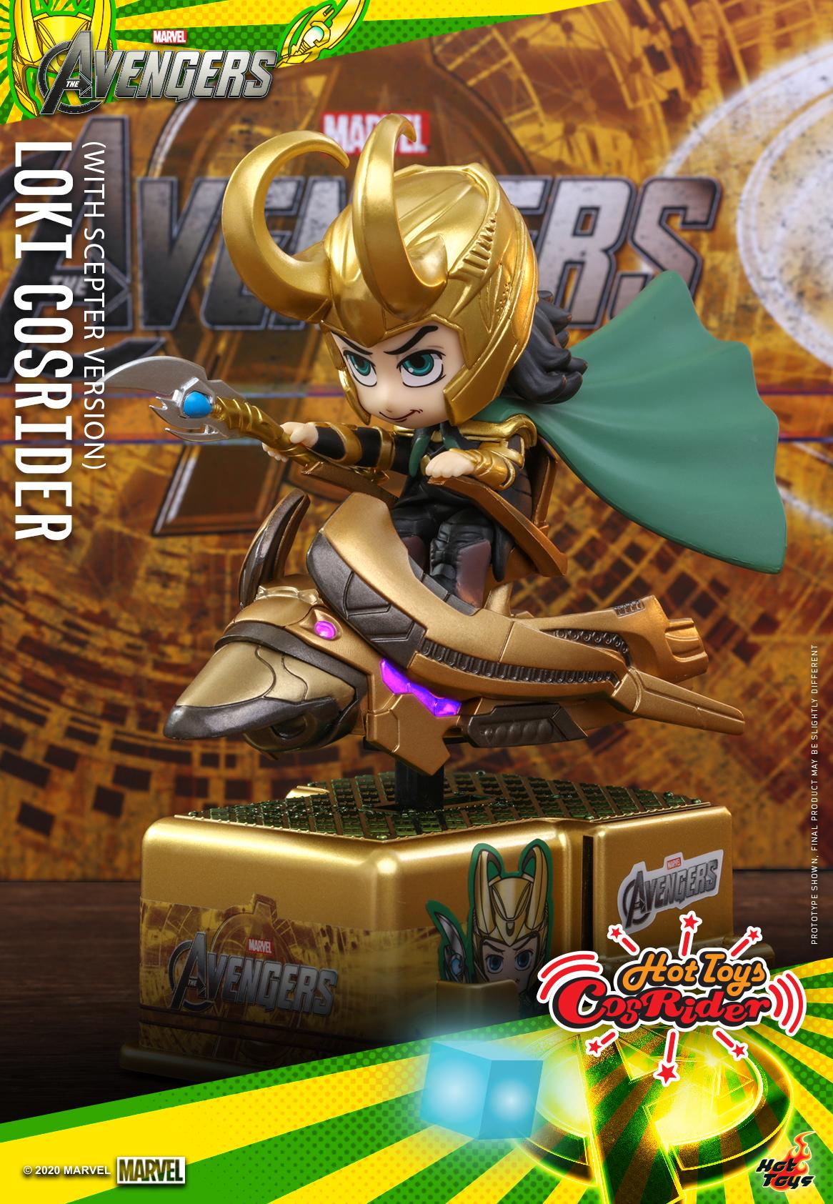 Hot Toys - A1 - Loki (With Scepter) CosRider_PR1