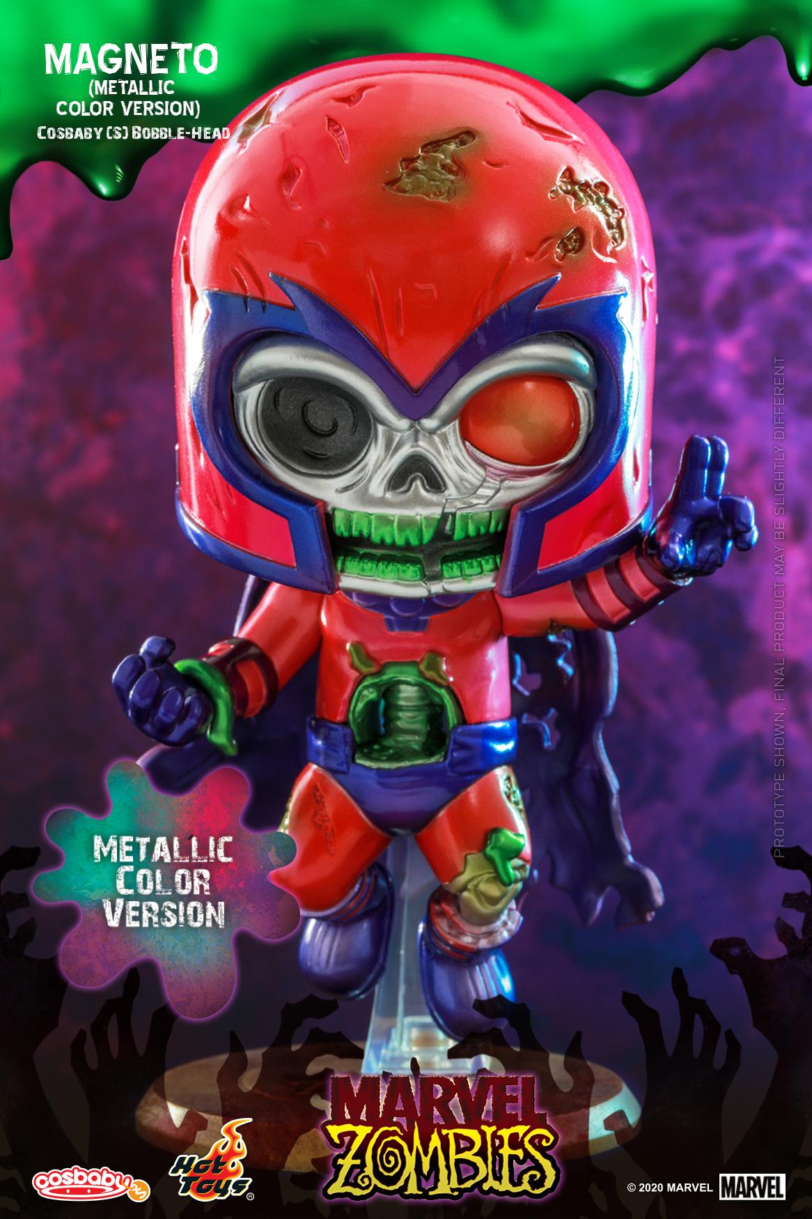 Hot Toys - MZ - Magneto (Metallic Color) Cosbaby_PR1