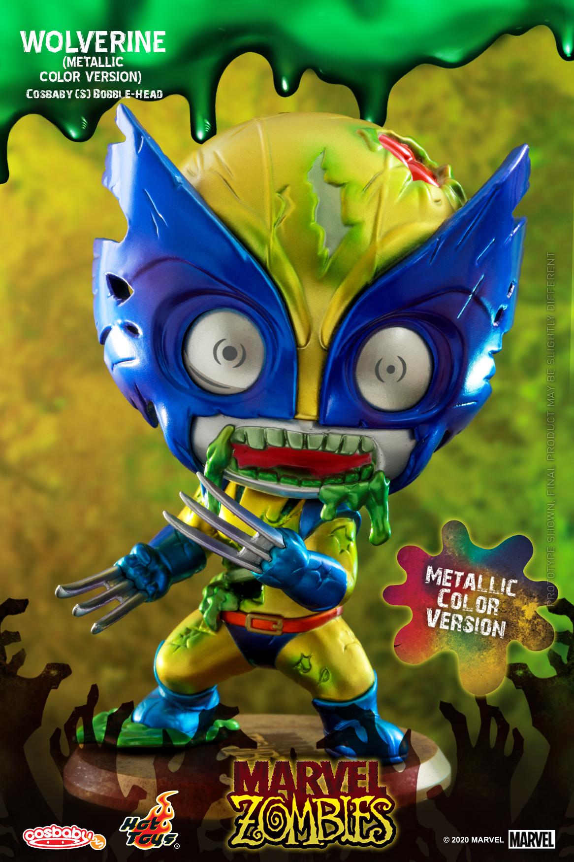 Hot Toys - MZ - Wolverine (Metallic Color) Cosbaby_PR1