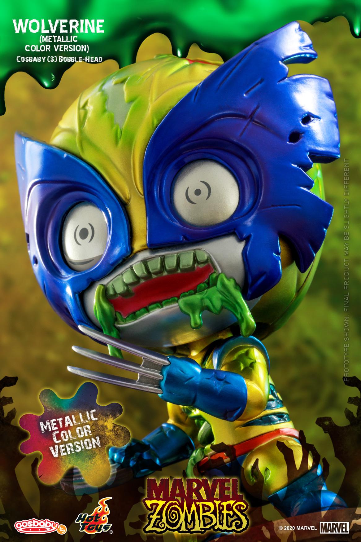 Hot Toys - MZ - Wolverine (Metallic Color) Cosbaby_PR2