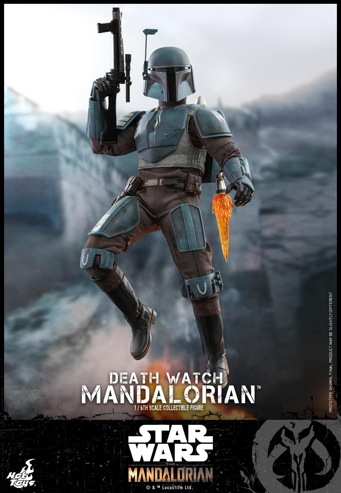 Hot Toys - Mandalorian - Death Watch Mandalorian collectible figure_PR3