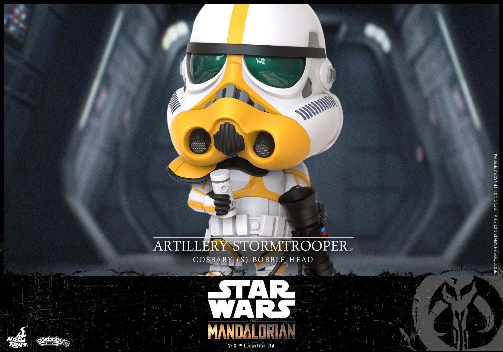 Hot Toys - Mandalorian II - Artillery Stormtrooper Cosbaby_PR2