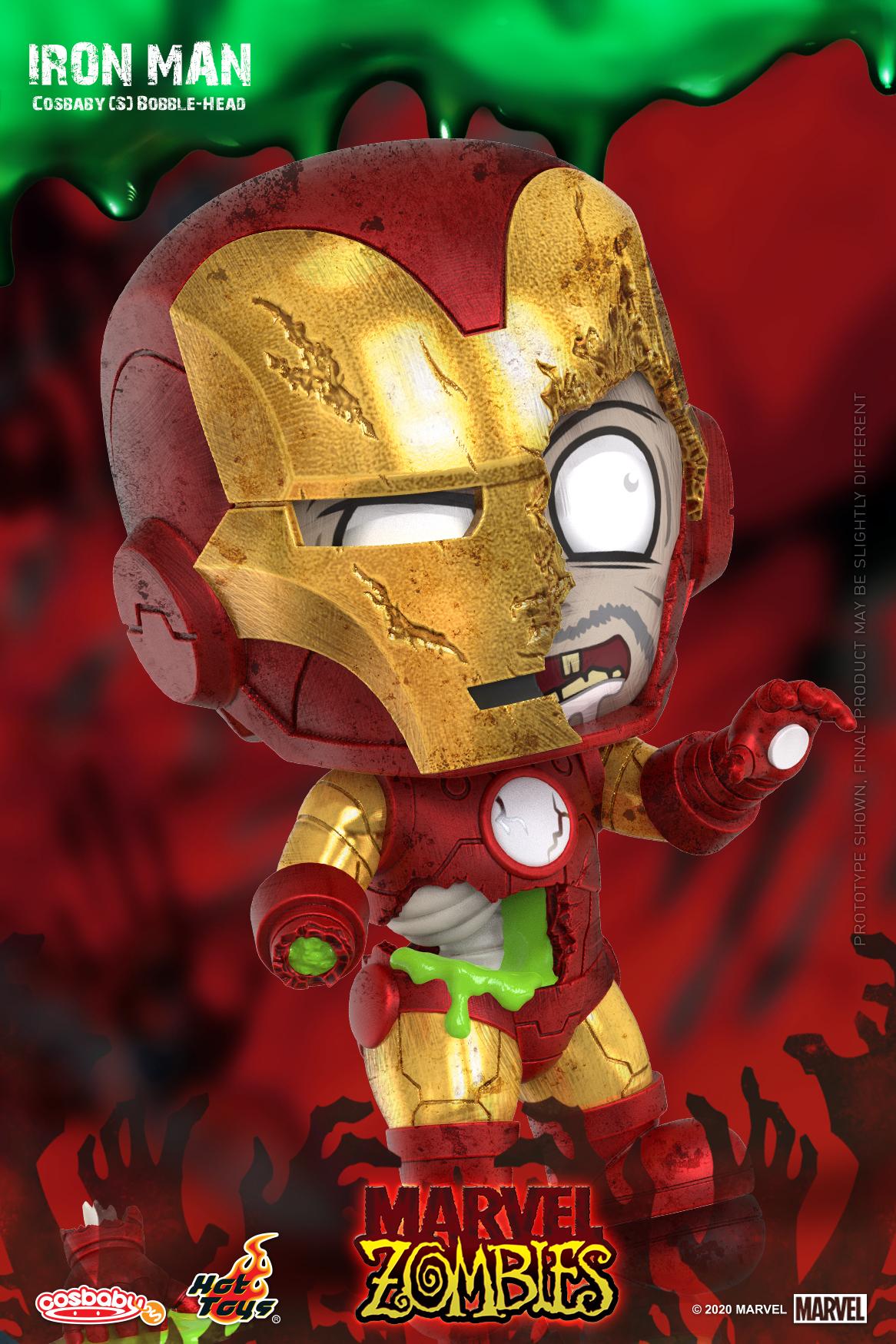 Hot Toys - Marvel Zombie - Iron Man Cosbaby (S)_PR2