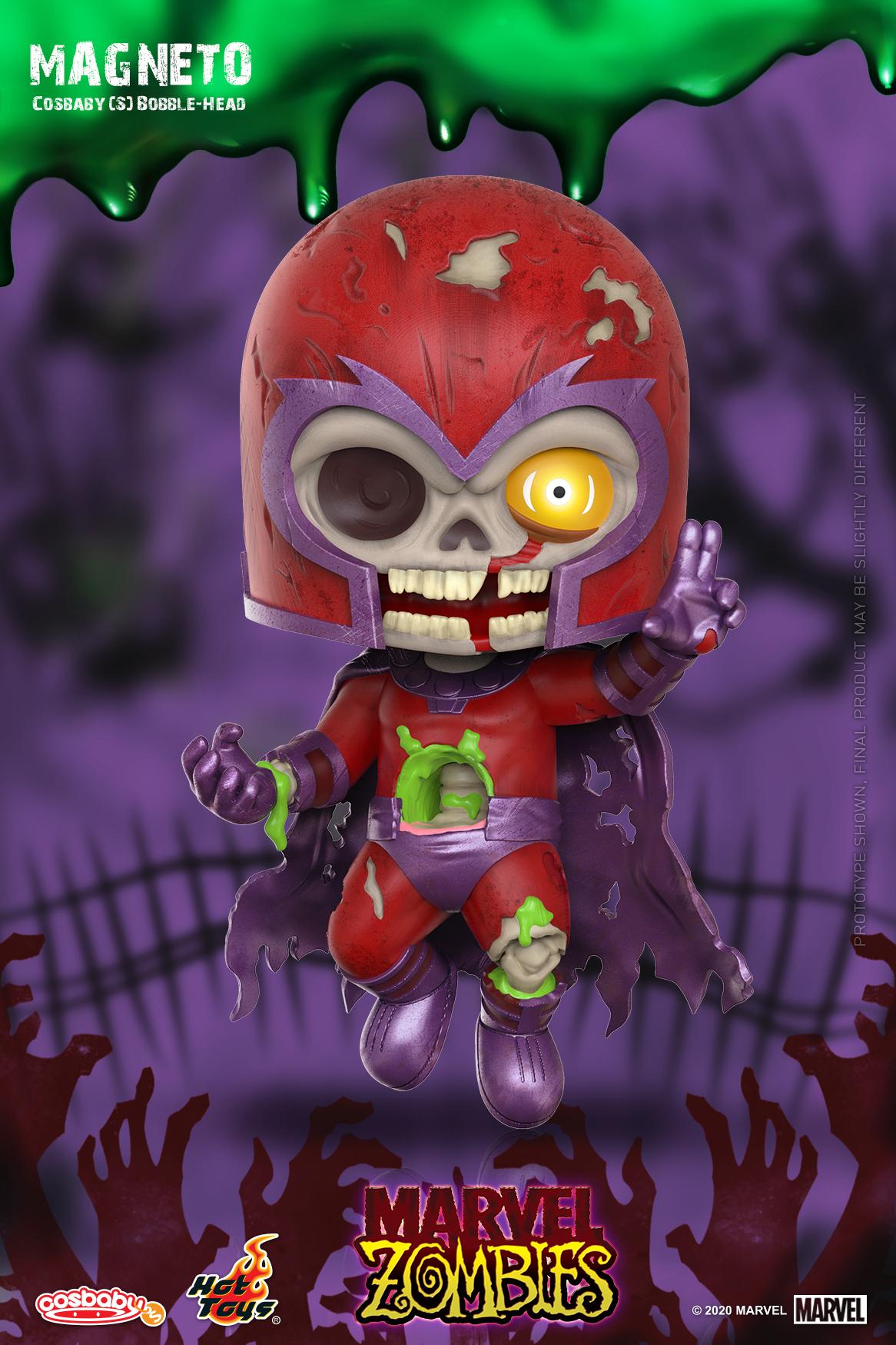 Hot Toys - Marvel Zombie - Magneto Cosbaby (S)_PR1