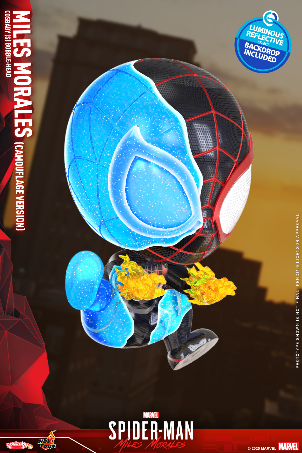 Hot Toys - SMMM - Miles Morales (Camouflage) Cosbaby_PR2