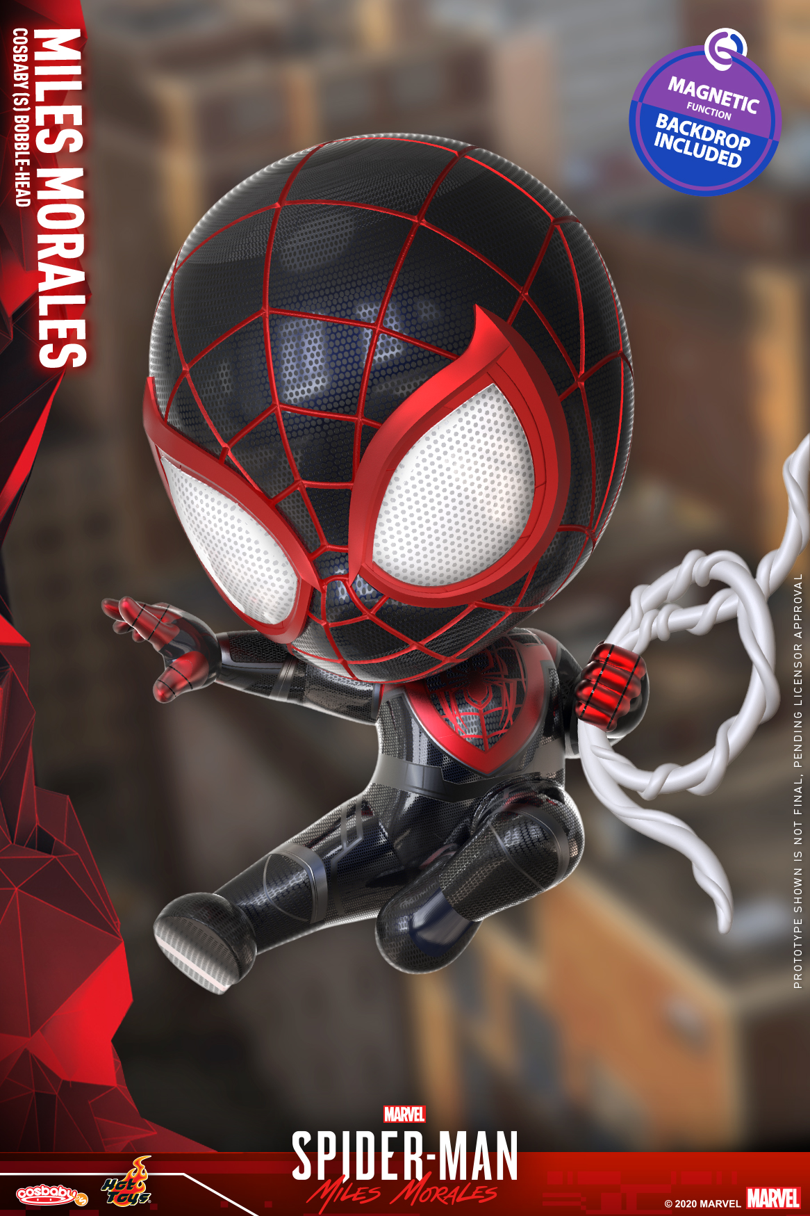 Hot Toys - SMMM - Miles Morales Cosbaby_PR2