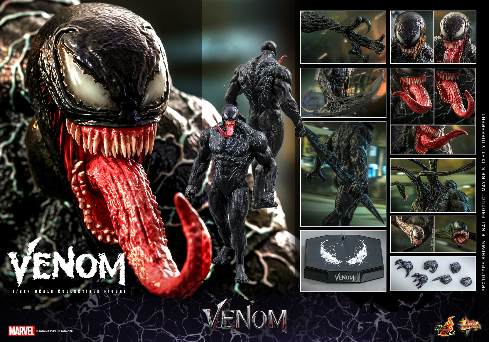 Hot Toys - Venom - Venom Collectible Figure_PR25