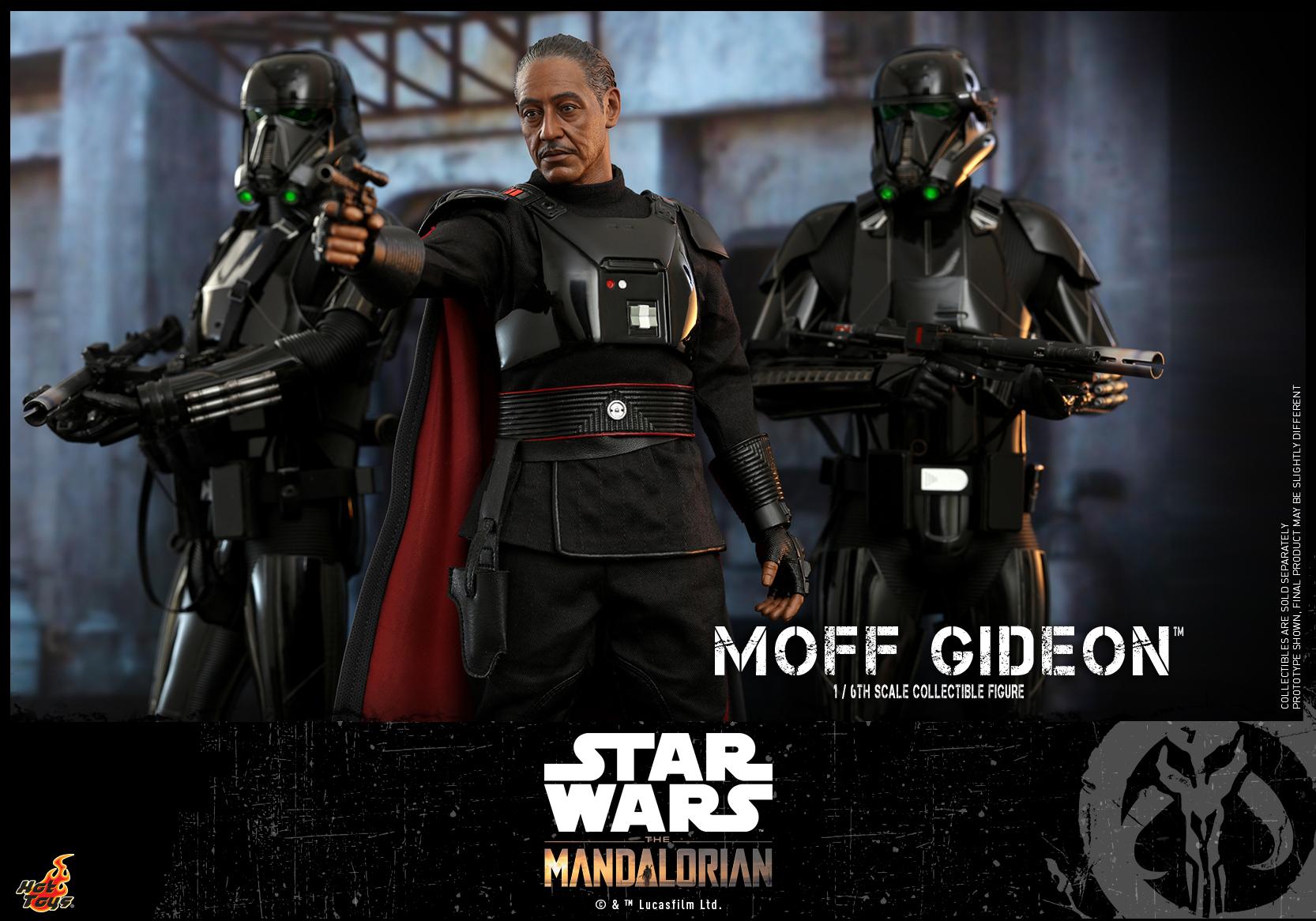 Hot Toys - Mando II - Moff Gideon Collectible Figure_PR11