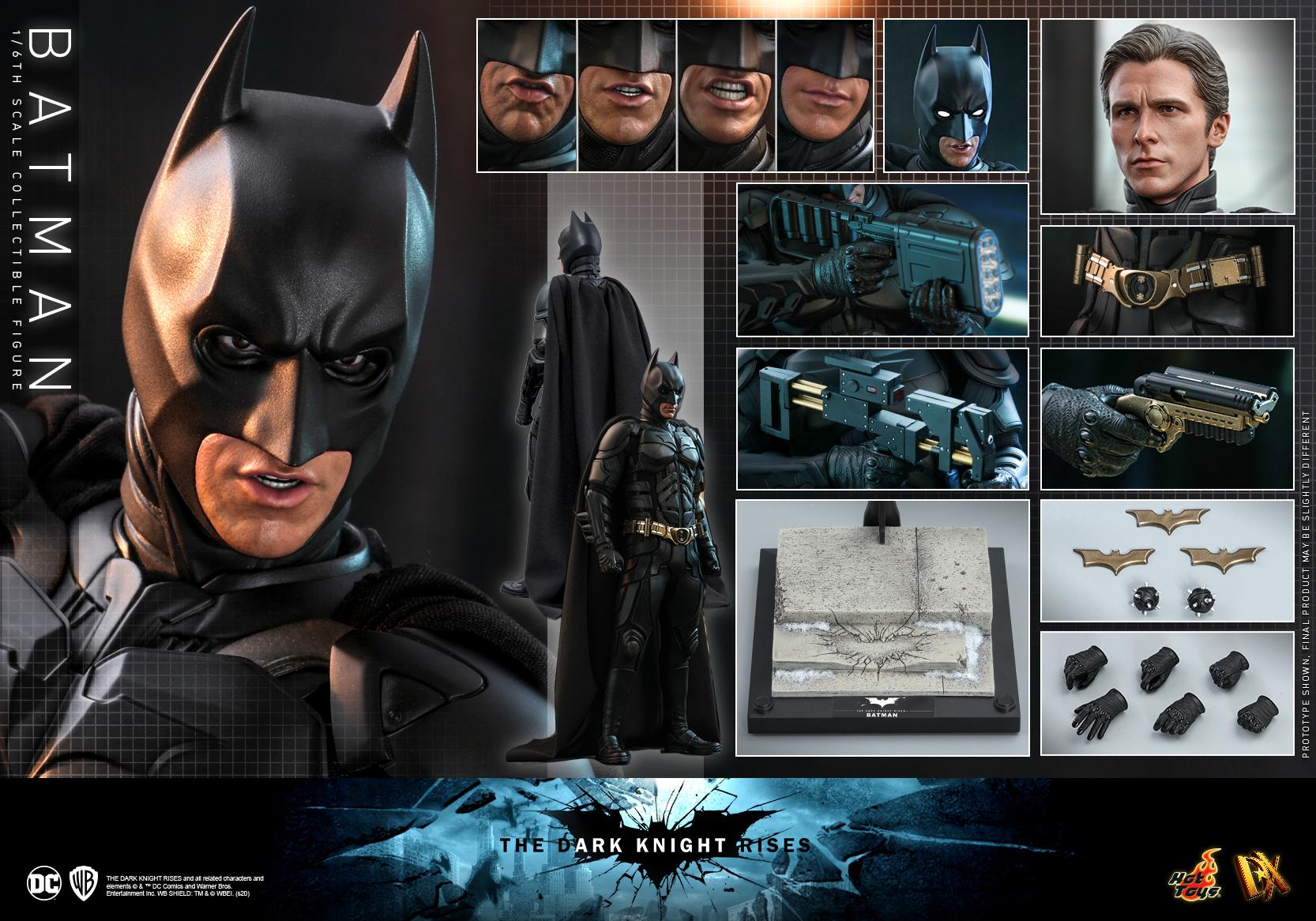 Hot Toys - TDKR - Batman collectible figure_PR26