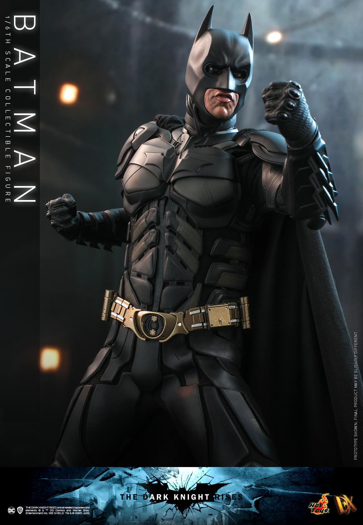 Hot Toys - TDKR - Batman collectible figure_PR9