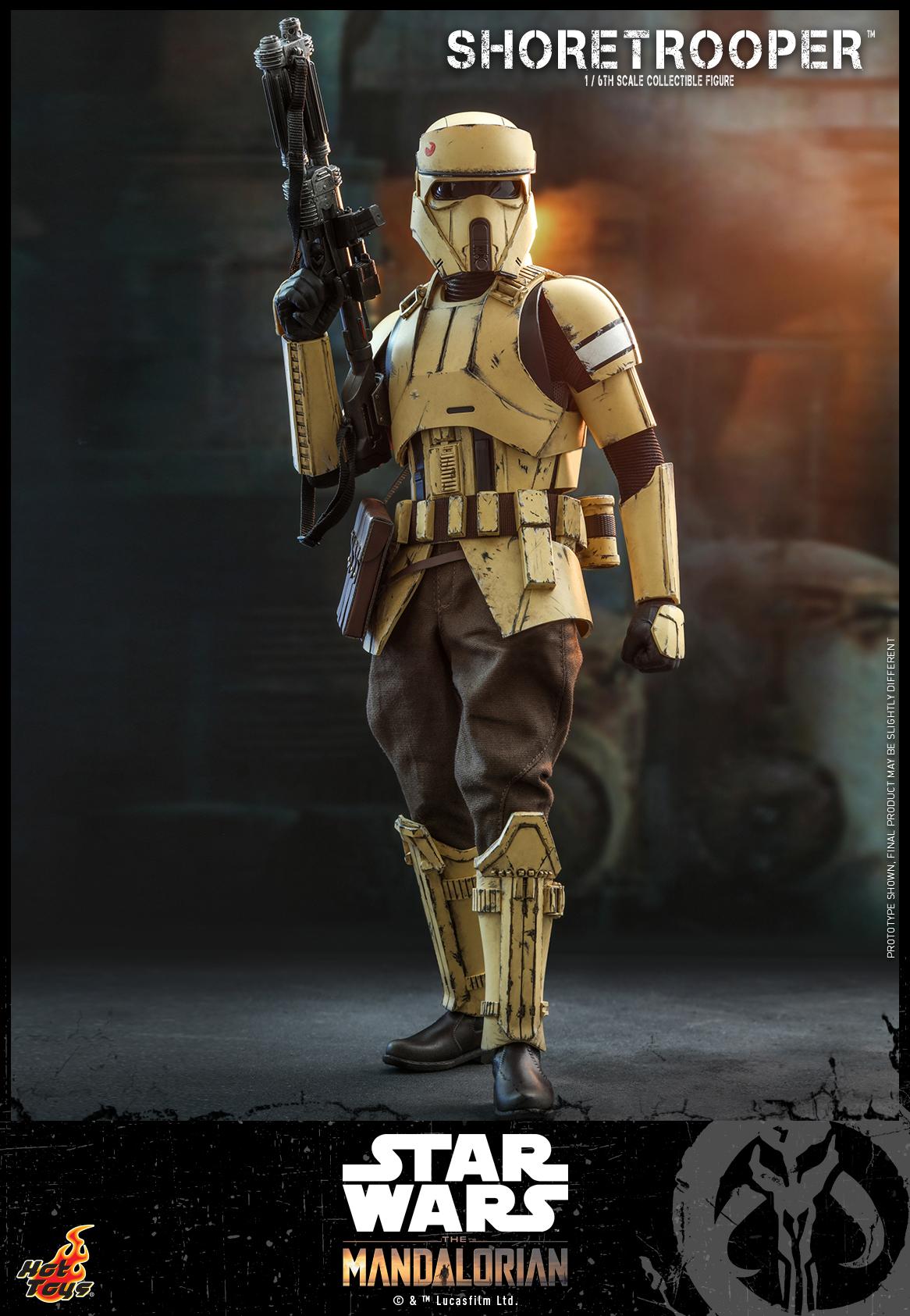 Hot Toys - Mandalorian - Shoretrooper collectible figure_PR1