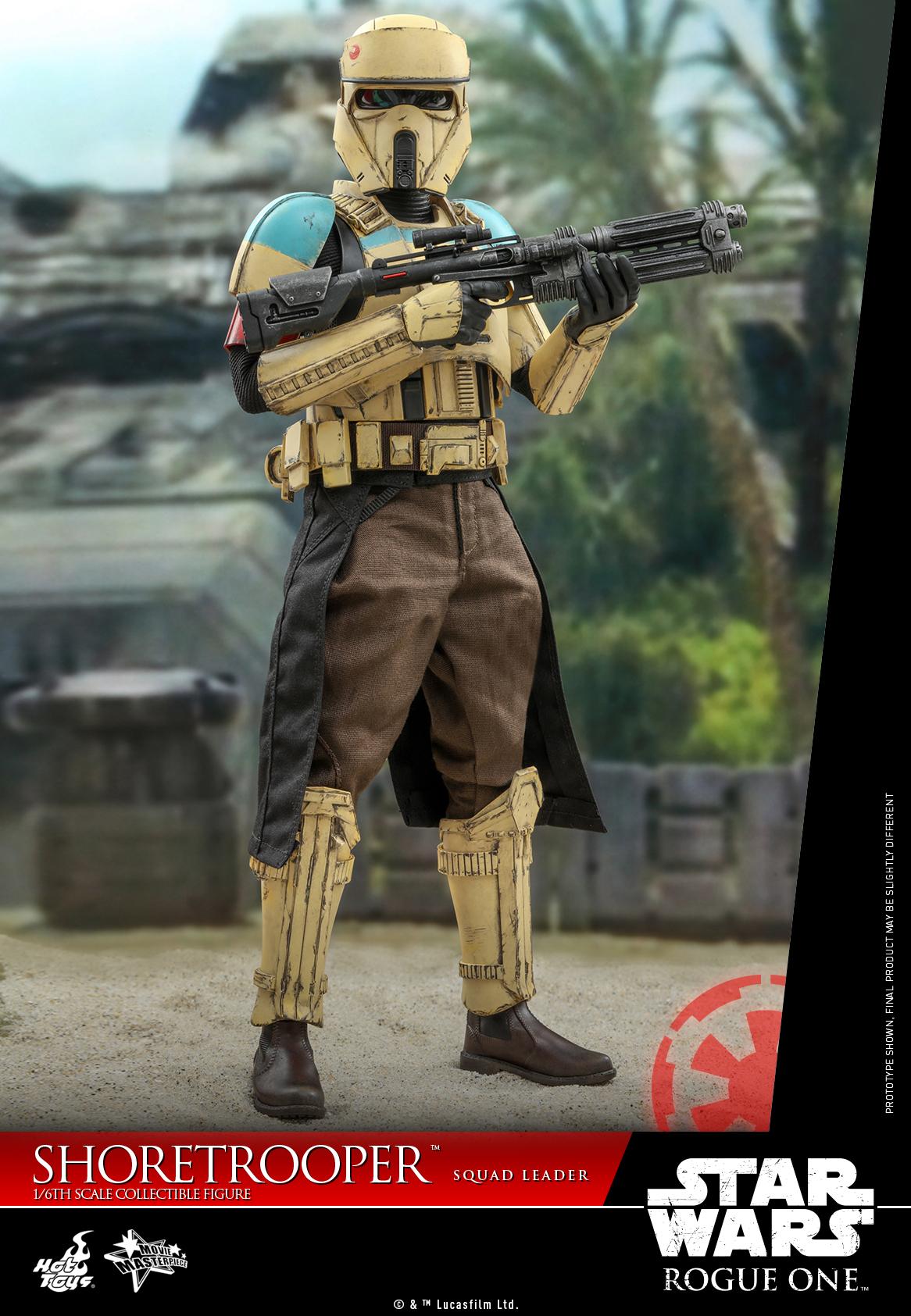 Hot Toys - SWRO - Shoretrooper Squad Leader collectible figure_PR1