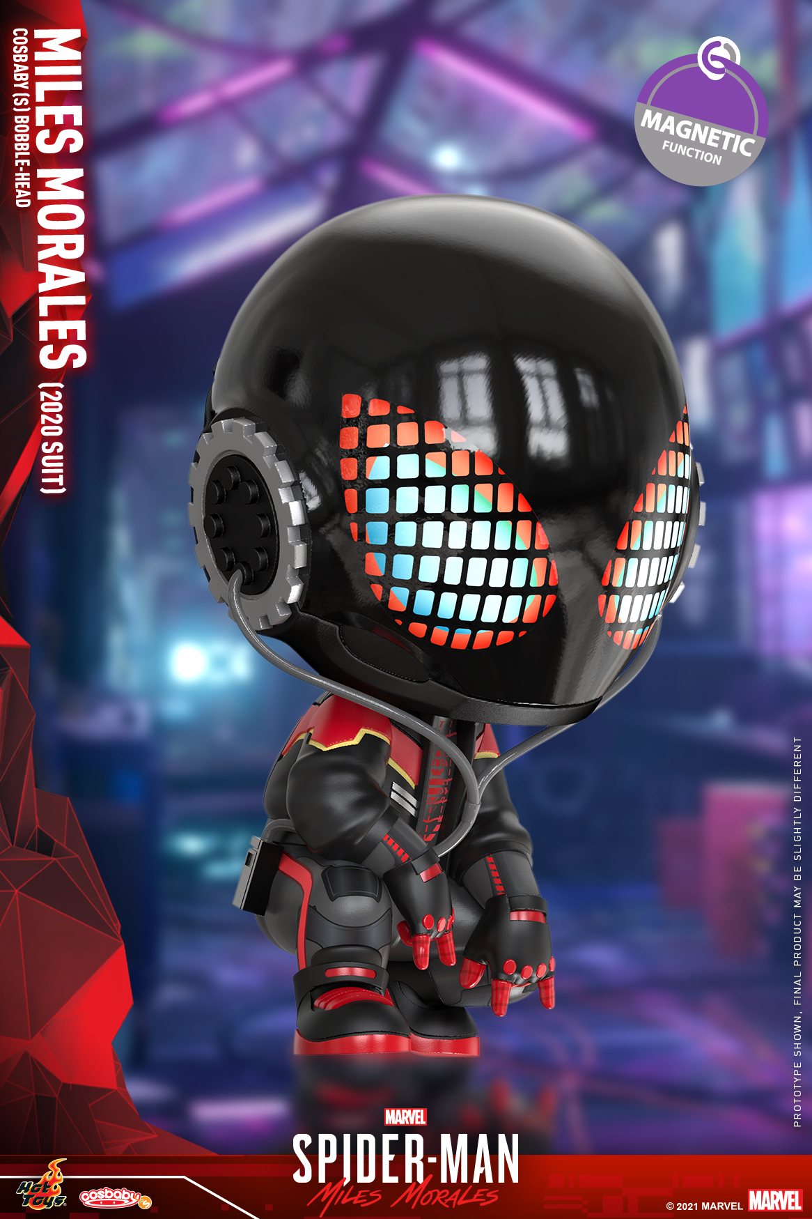 Hot Toys - SMMM - Miles Morales (2020 Suit) Cosbaby_PR1