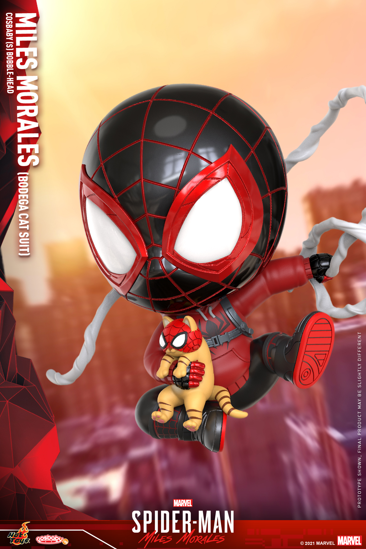 Hot Toys - SMMM - Miles Morales (Bodega Cat Suit) Cosbaby_PR1