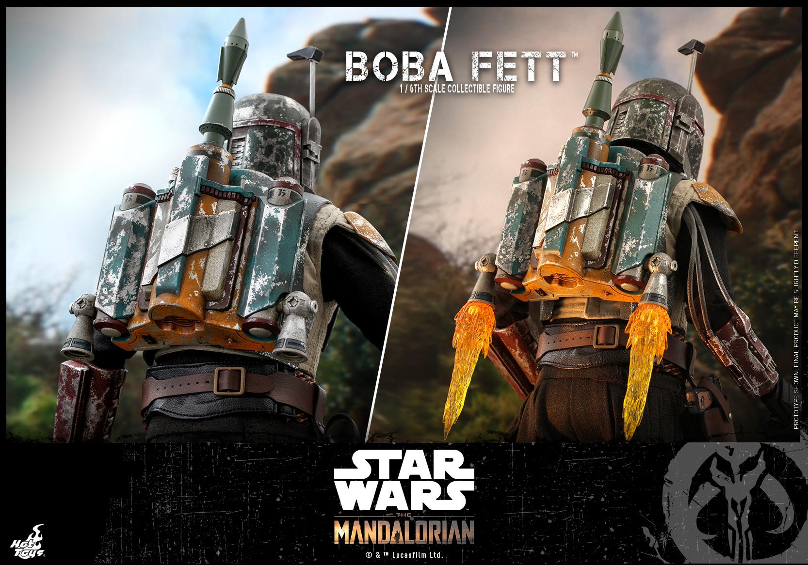 Hot Toys - SWTM - Boba Fett collectible figure_PR15