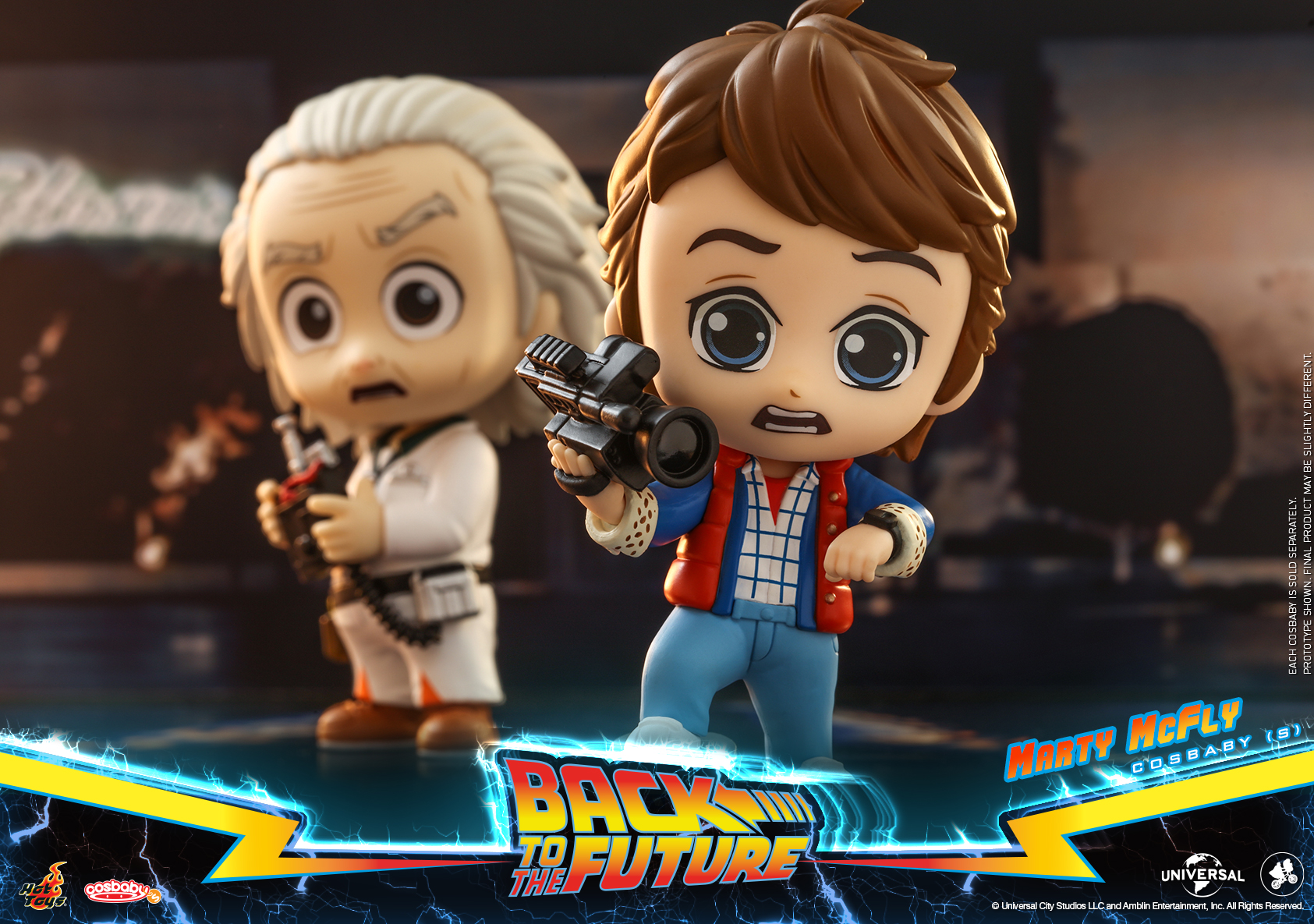 Hot Toys - Back To The Future I Cosbaby_PR1