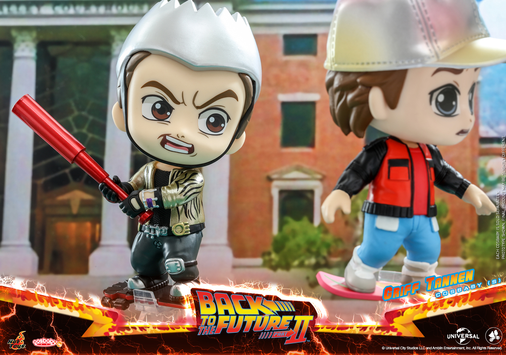 Hot Toys - Back To The Future II Cosbaby_PR3