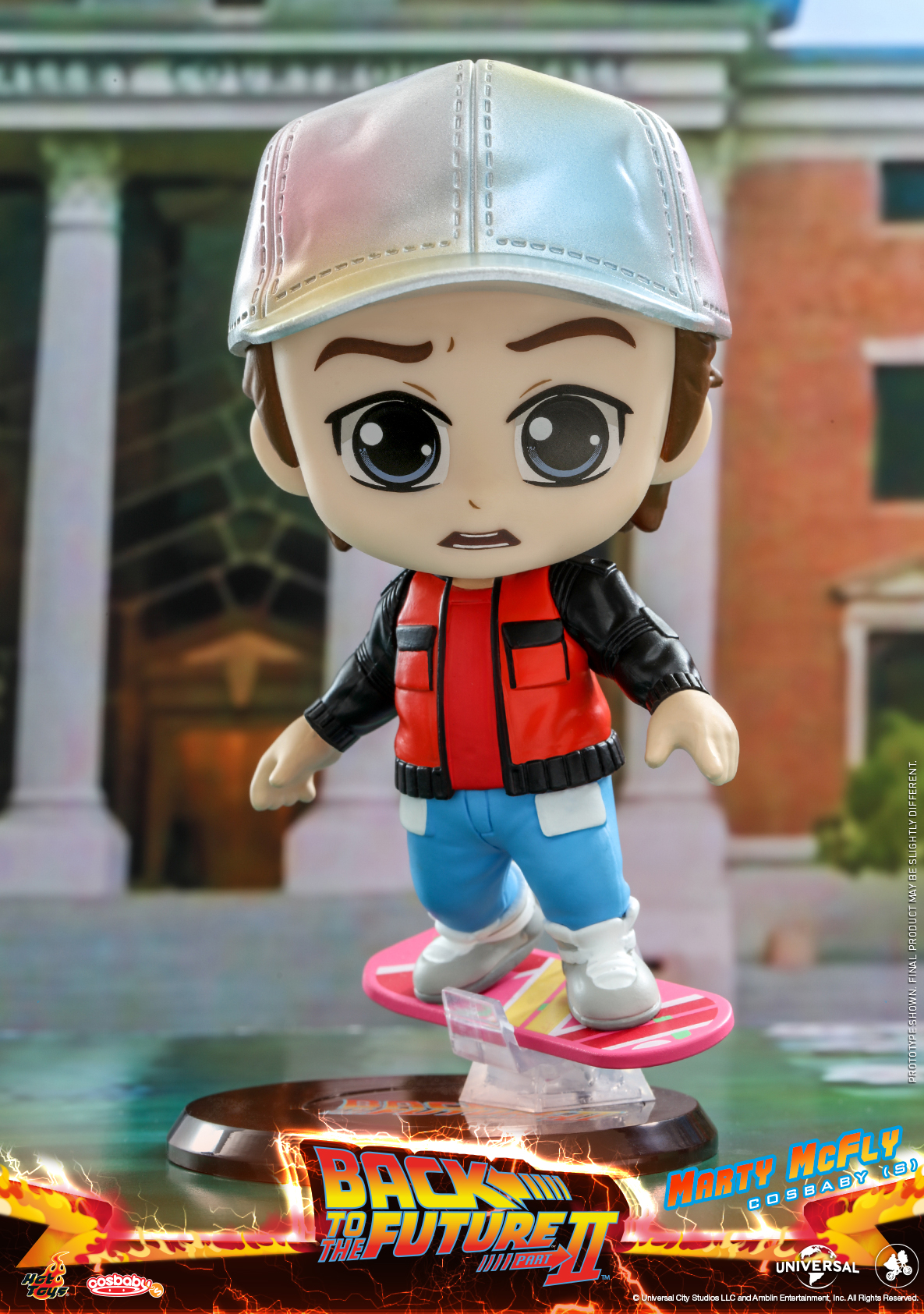 Hot Toys - Back To The Future II Cosbaby_PR4