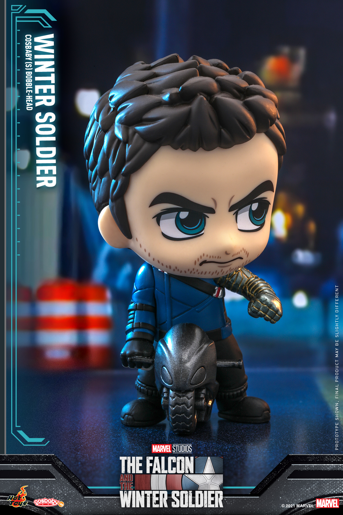 Hot Toys - Falcon and Winter Soldier - Winter Soldier Cosbaby_PR1