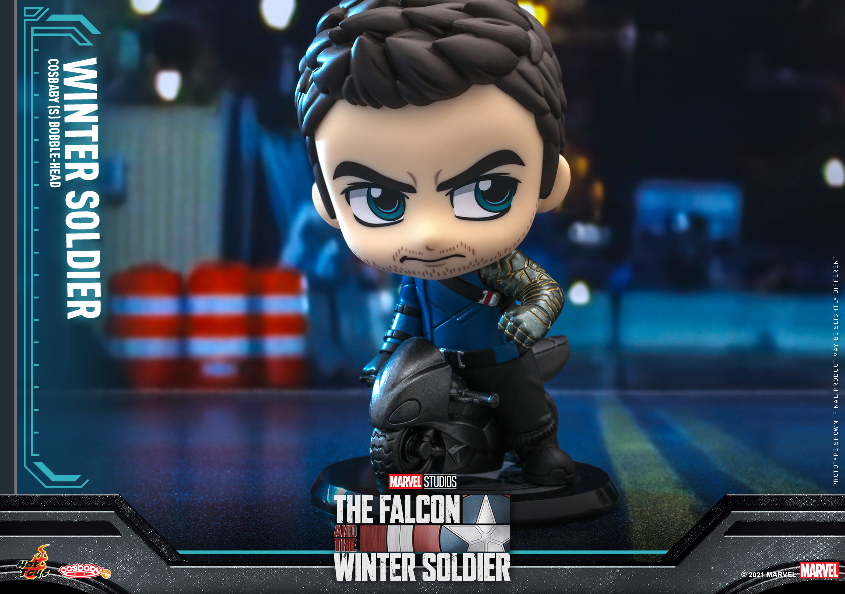 Hot Toys - Falcon and Winter Soldier - Winter Soldier Cosbaby_PR3