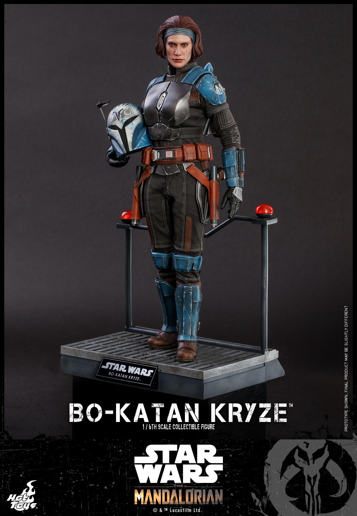 Hot Toys - The Mandalorian (S2) - Bo-Katan Kryze Collectible Figure_PR1