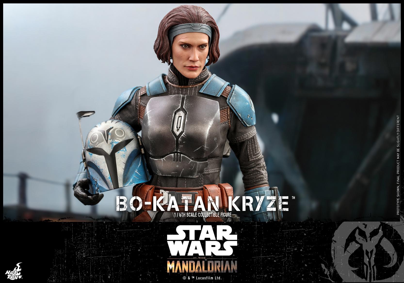 Hot Toys - The Mandalorian (S2) - Bo-Katan Kryze Collectible Figure_PR13