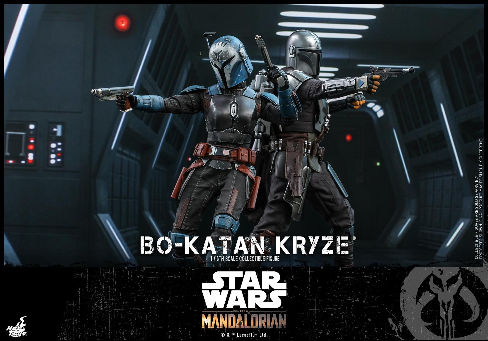 Hot Toys - The Mandalorian (S2) - Bo-Katan Kryze Collectible Figure_PR15