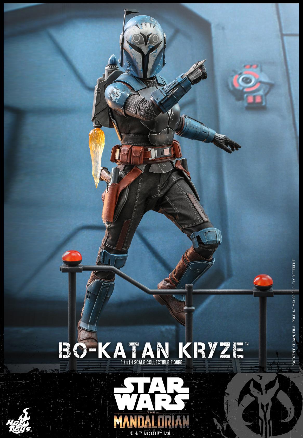 Hot Toys - The Mandalorian (S2) - Bo-Katan Kryze Collectible Figure_PR2