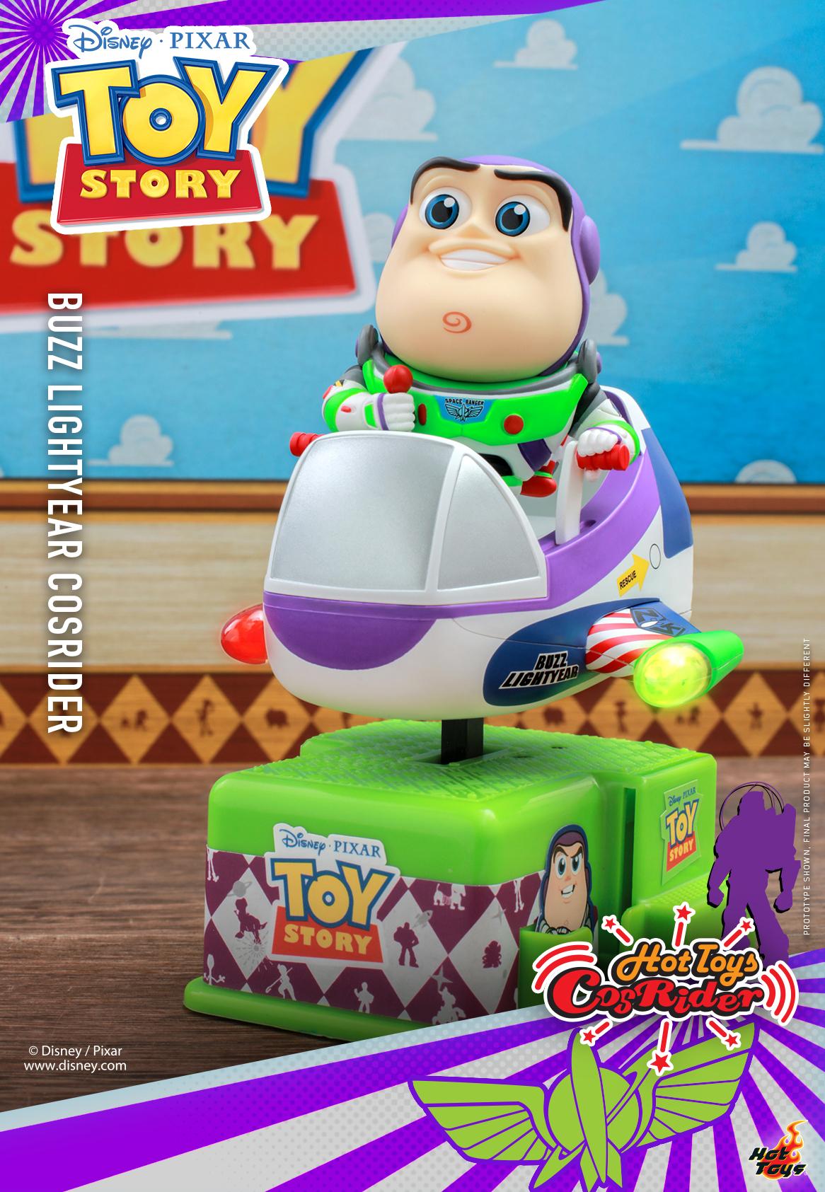 Hot Toys - Toy Story - Buzz Lightyear CosRider_PR1