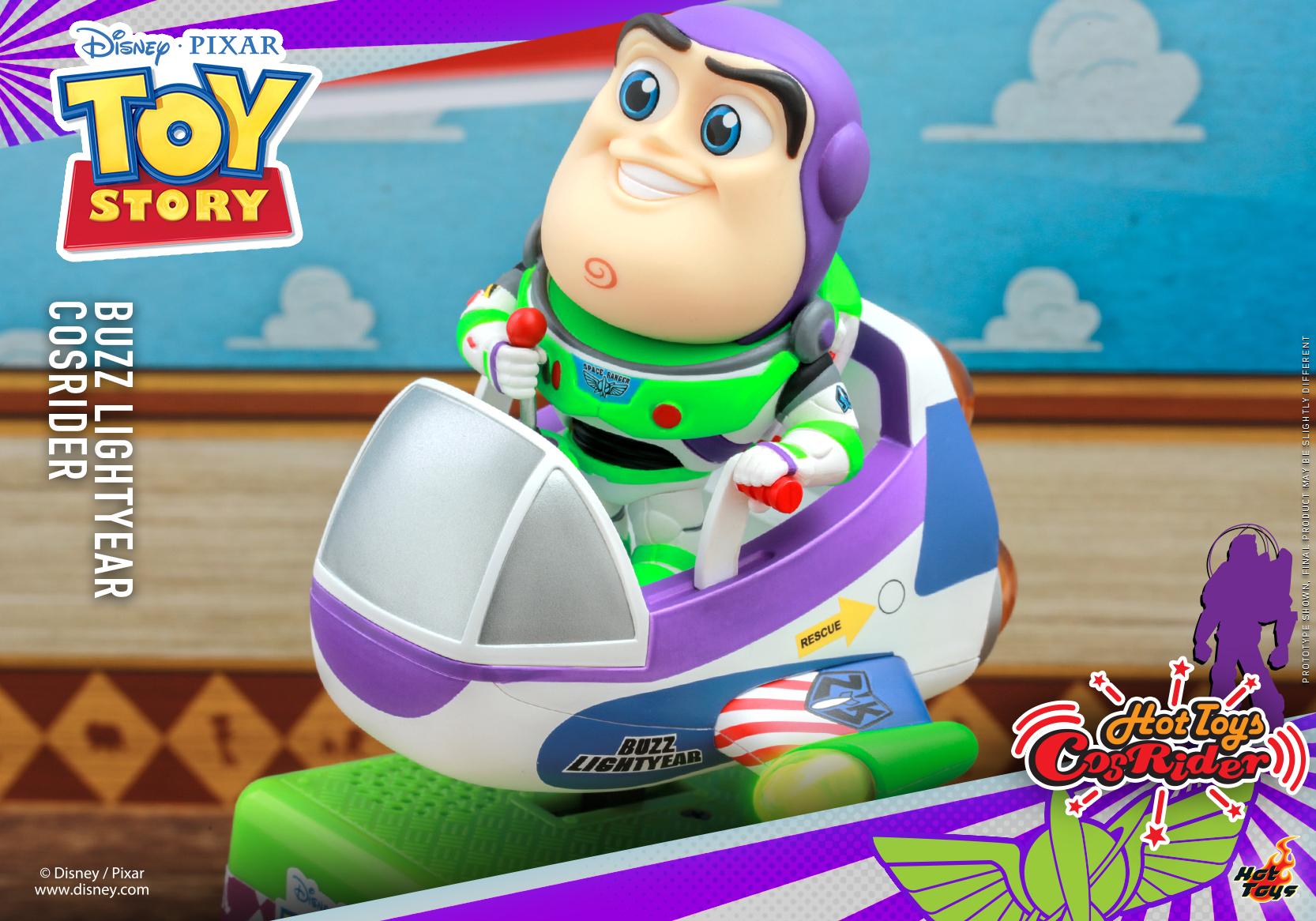 Hot Toys - Toy Story - Buzz Lightyear CosRider_PR2
