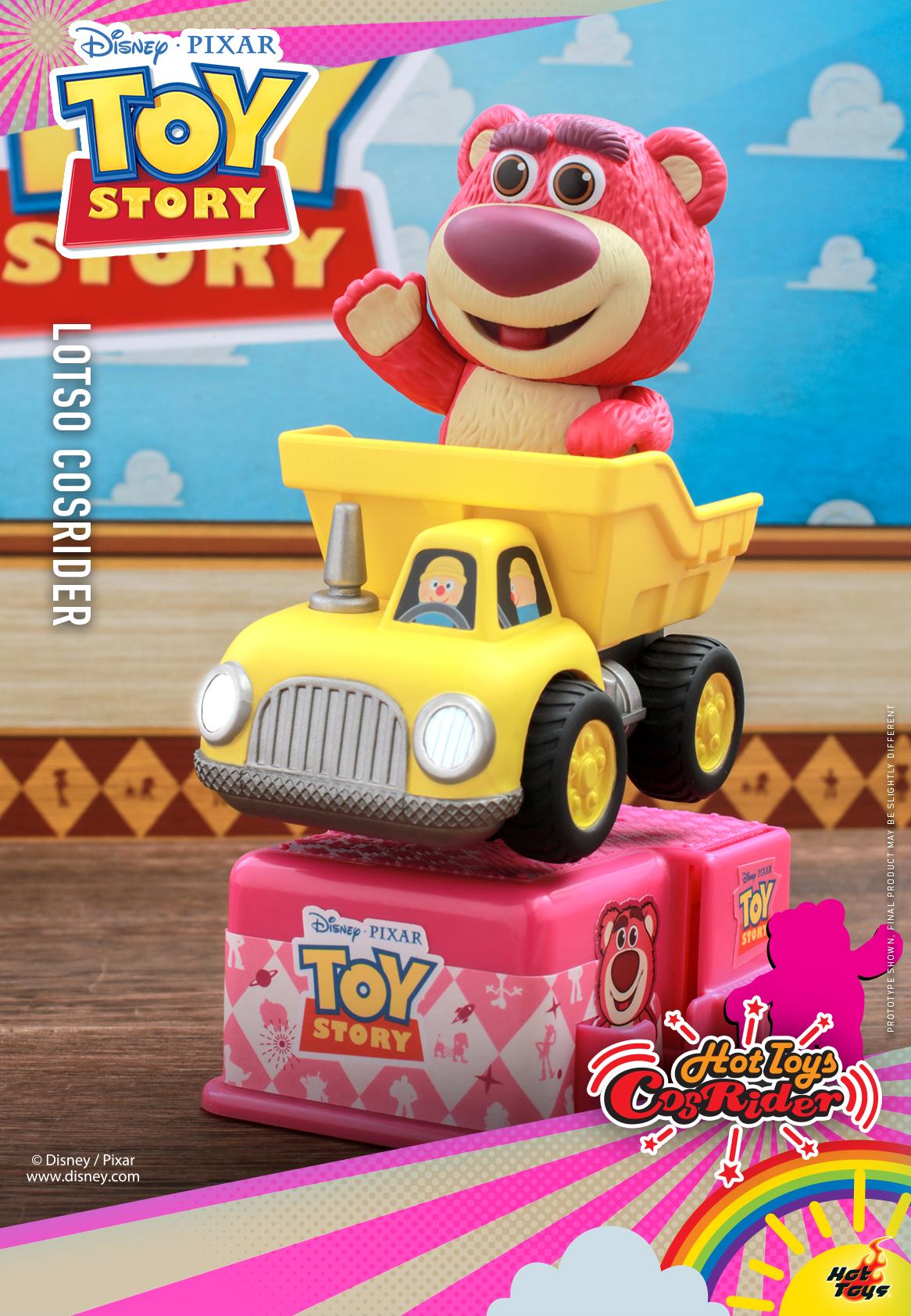 Hot Toys - Toy Story - Lotso CosRider_PR1