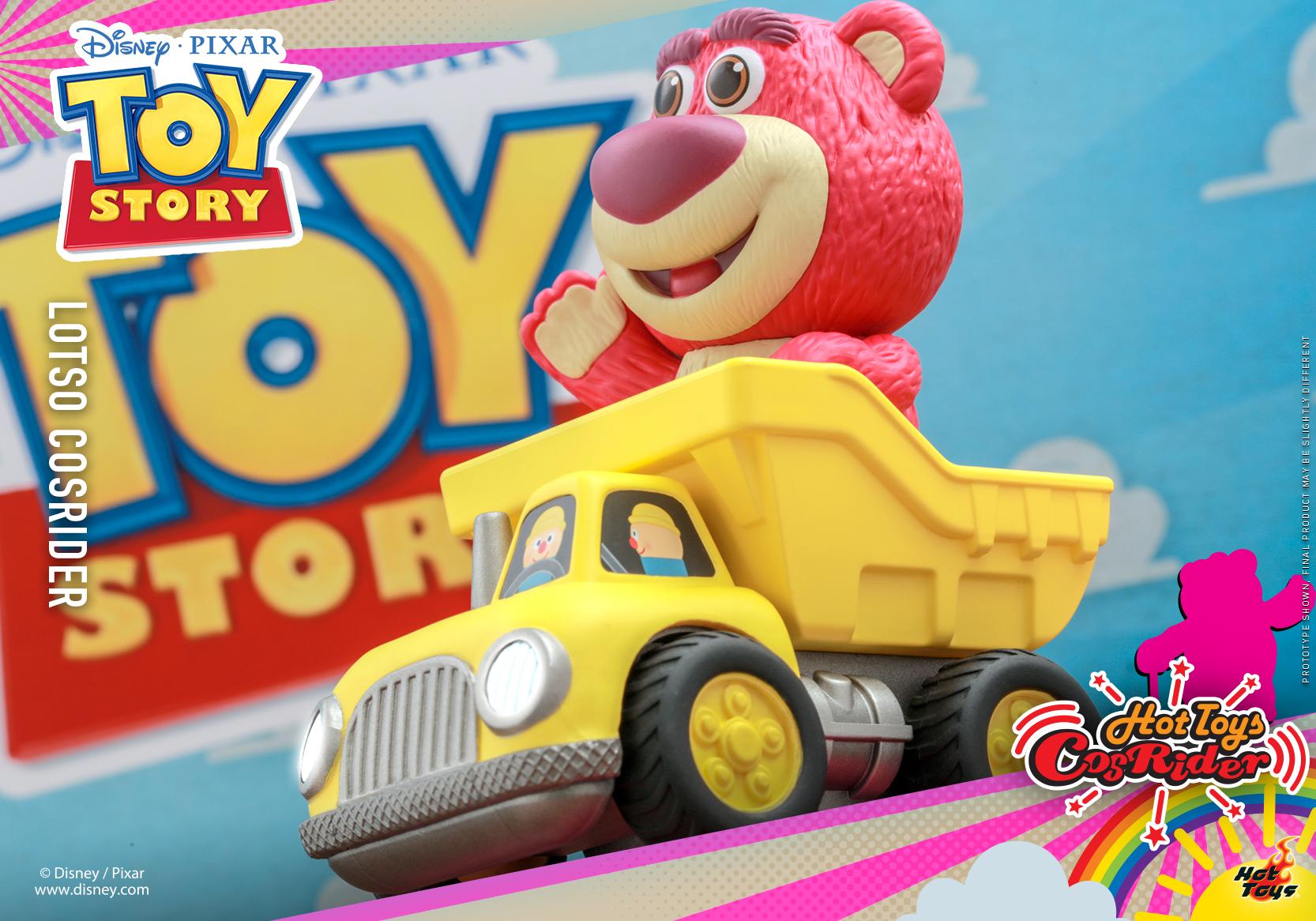 Hot Toys - Toy Story - Lotso CosRider_PR3