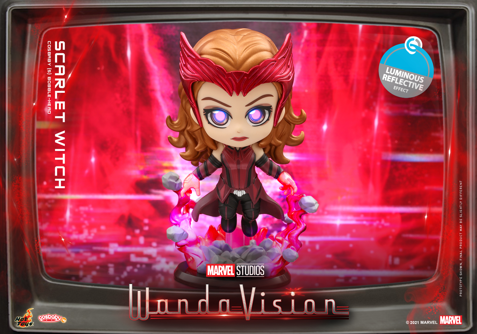 Hot Toys - WandaVision - Scarlet Witch Cosbaby_PR1