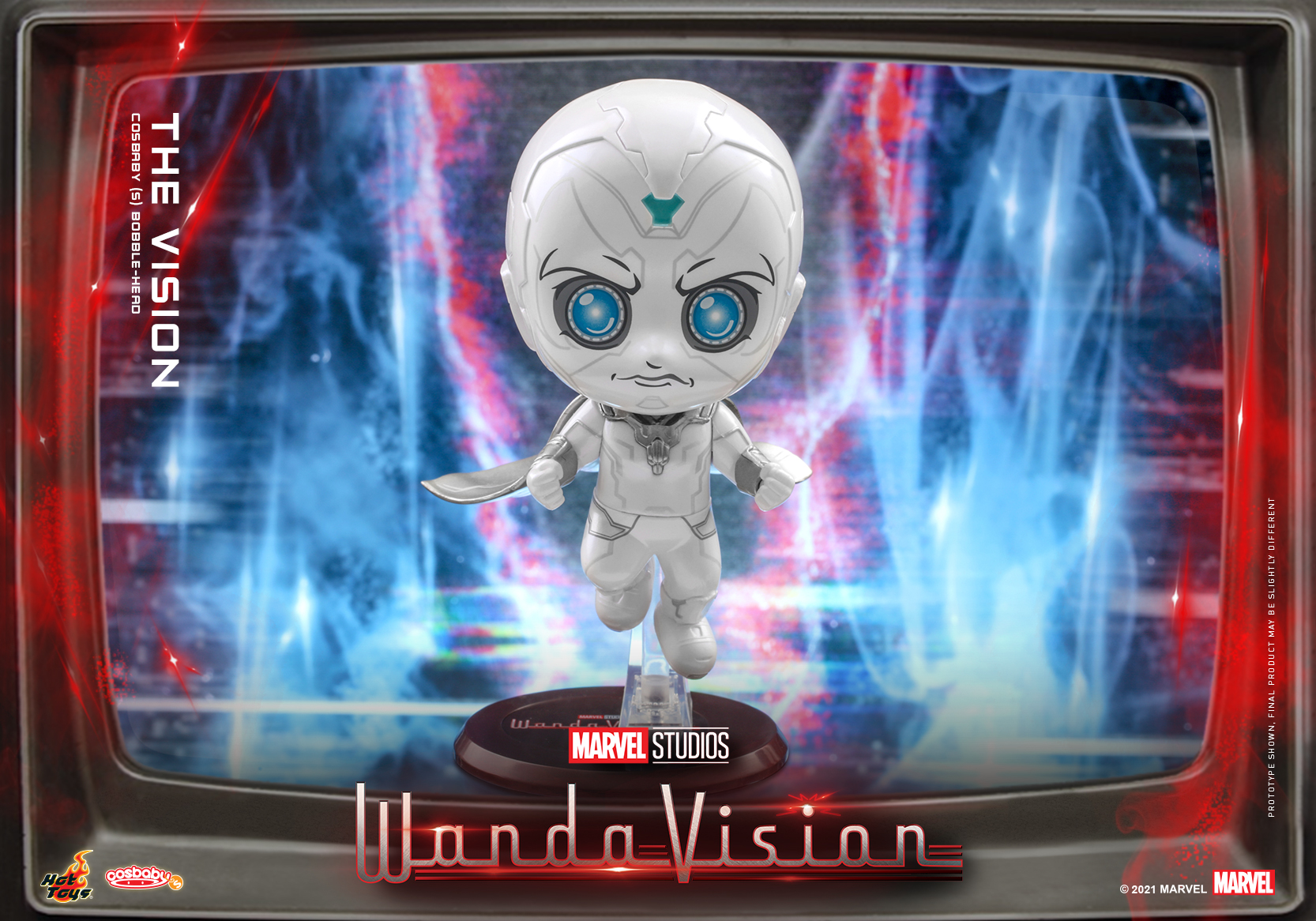 Hot Toys - WandaVision - The Vision Cosbaby_PR1