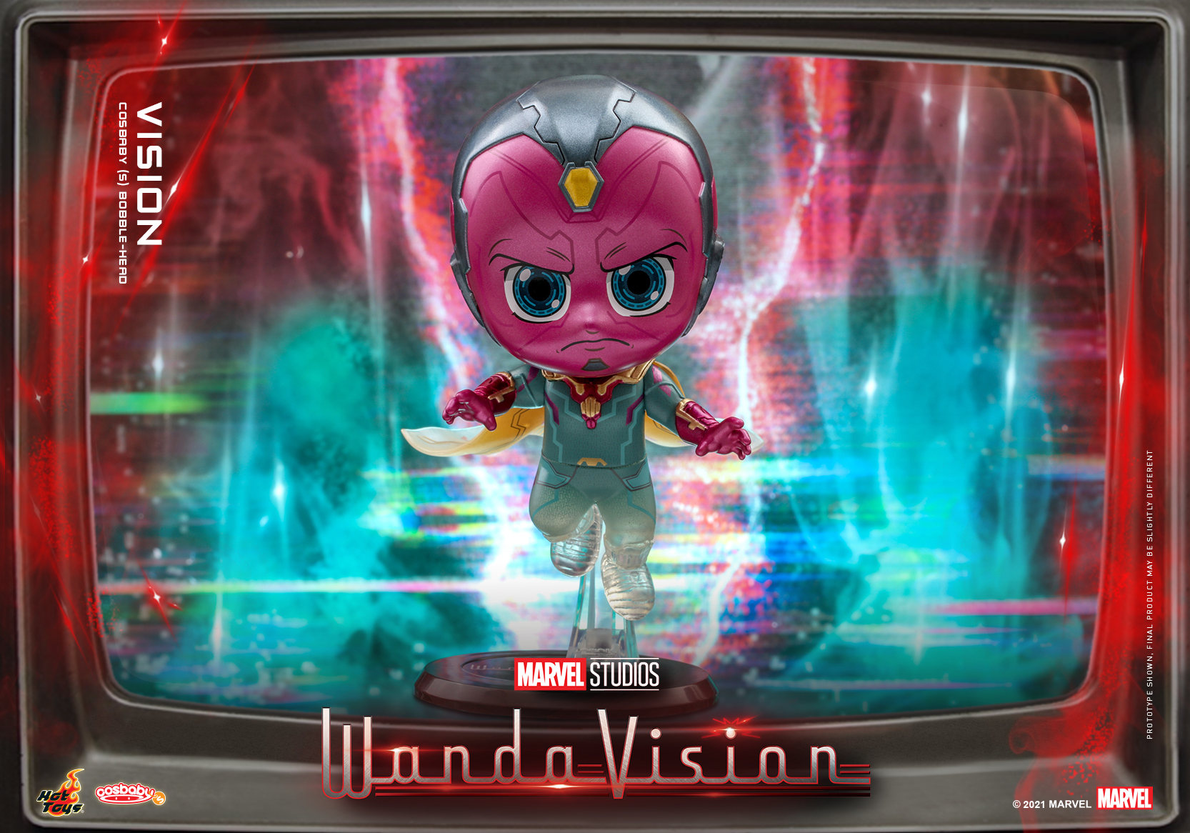 Hot Toys - WandaVision - Vision Cosbaby_PR1