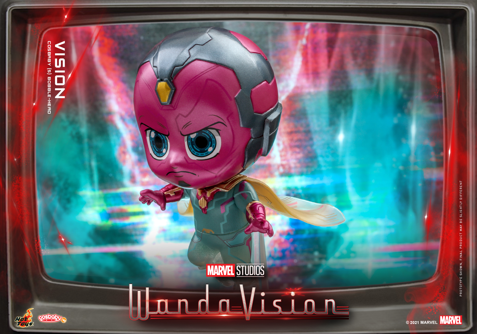Hot Toys - WandaVision - Vision Cosbaby_PR2