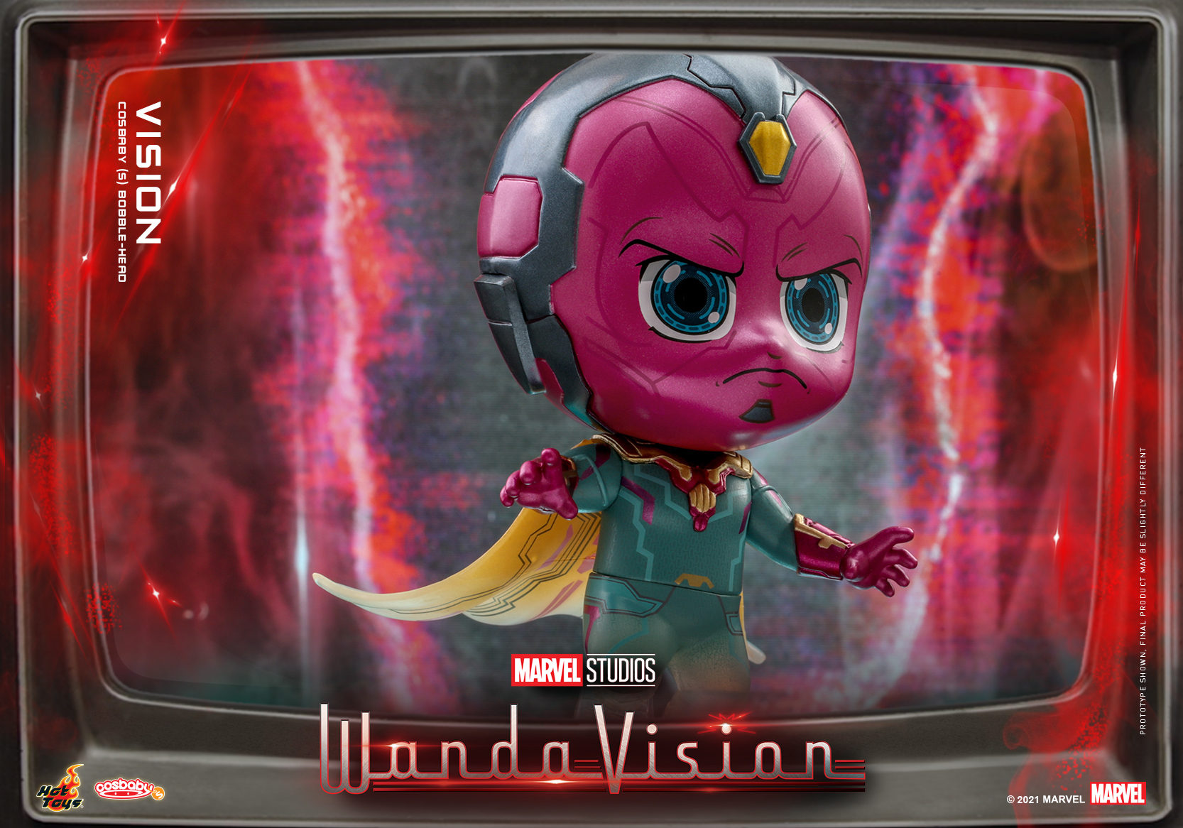 Hot Toys - WandaVision - Vision Cosbaby_PR3