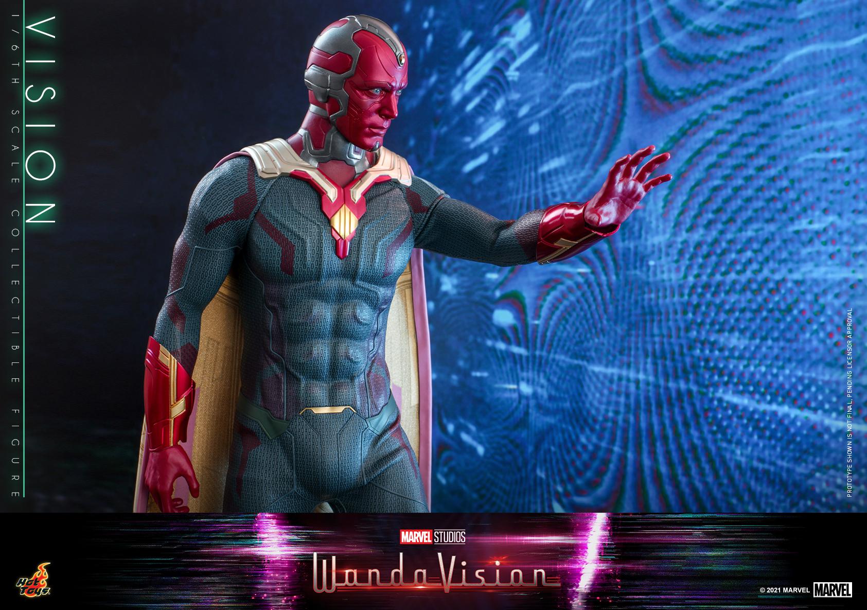 Hot Toys - WandaVision - Vision collectible figure_PR17