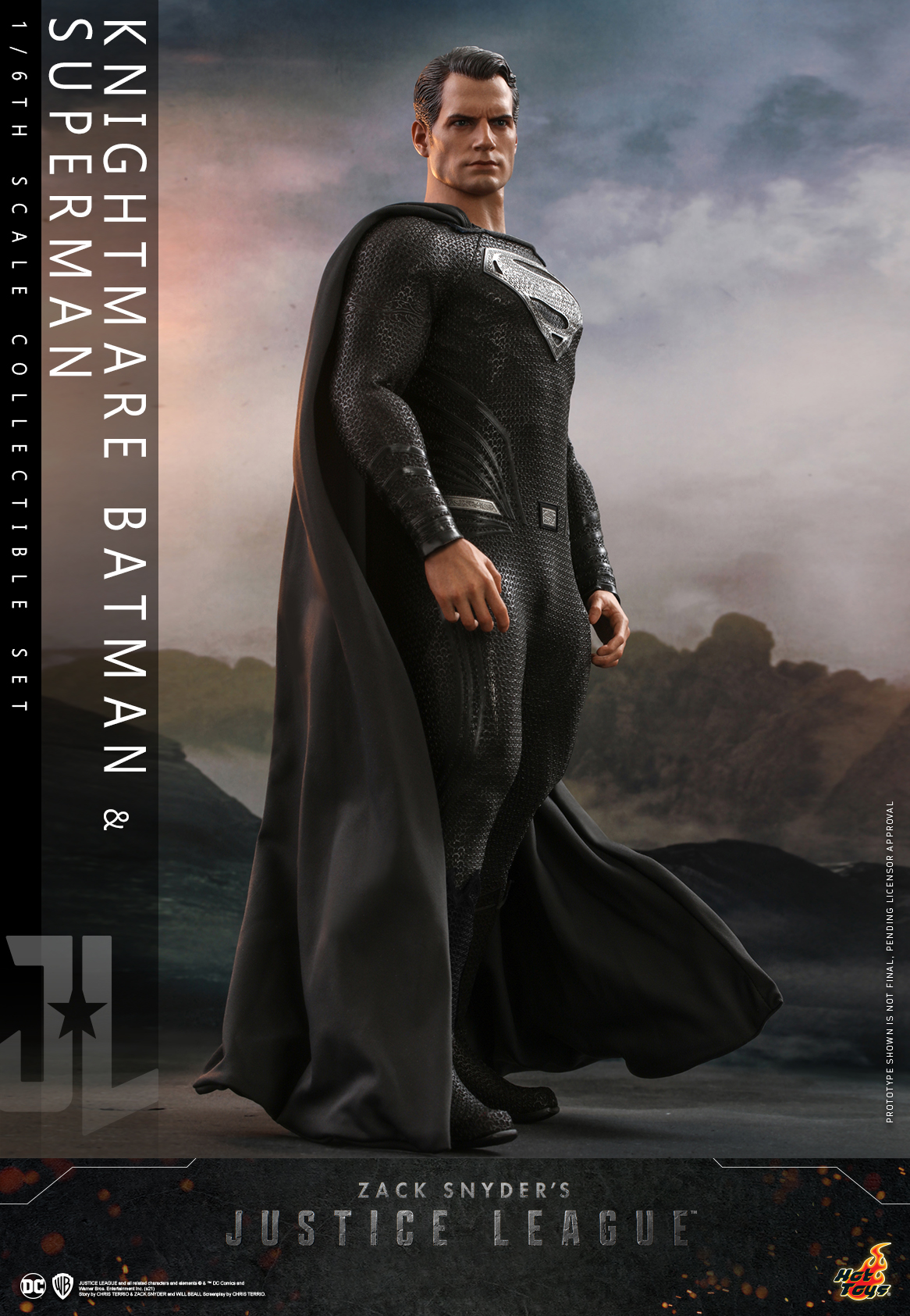 Hot Toys - Zack Snyder Justice League - Knightmare Batman and Superman Collectible Set_PR16