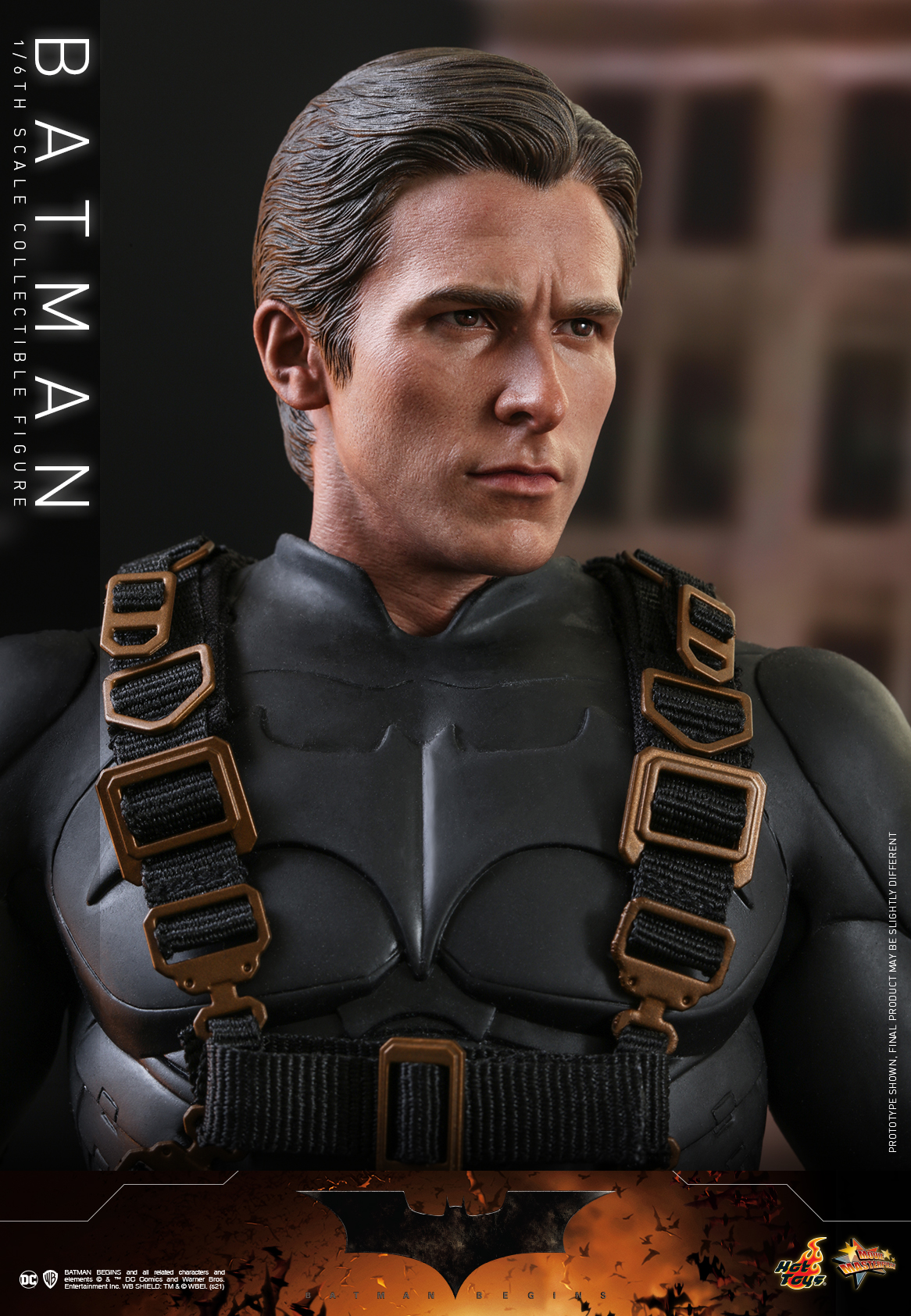 Hot Toys - Batman Begins - Batman collectible figure_PR16