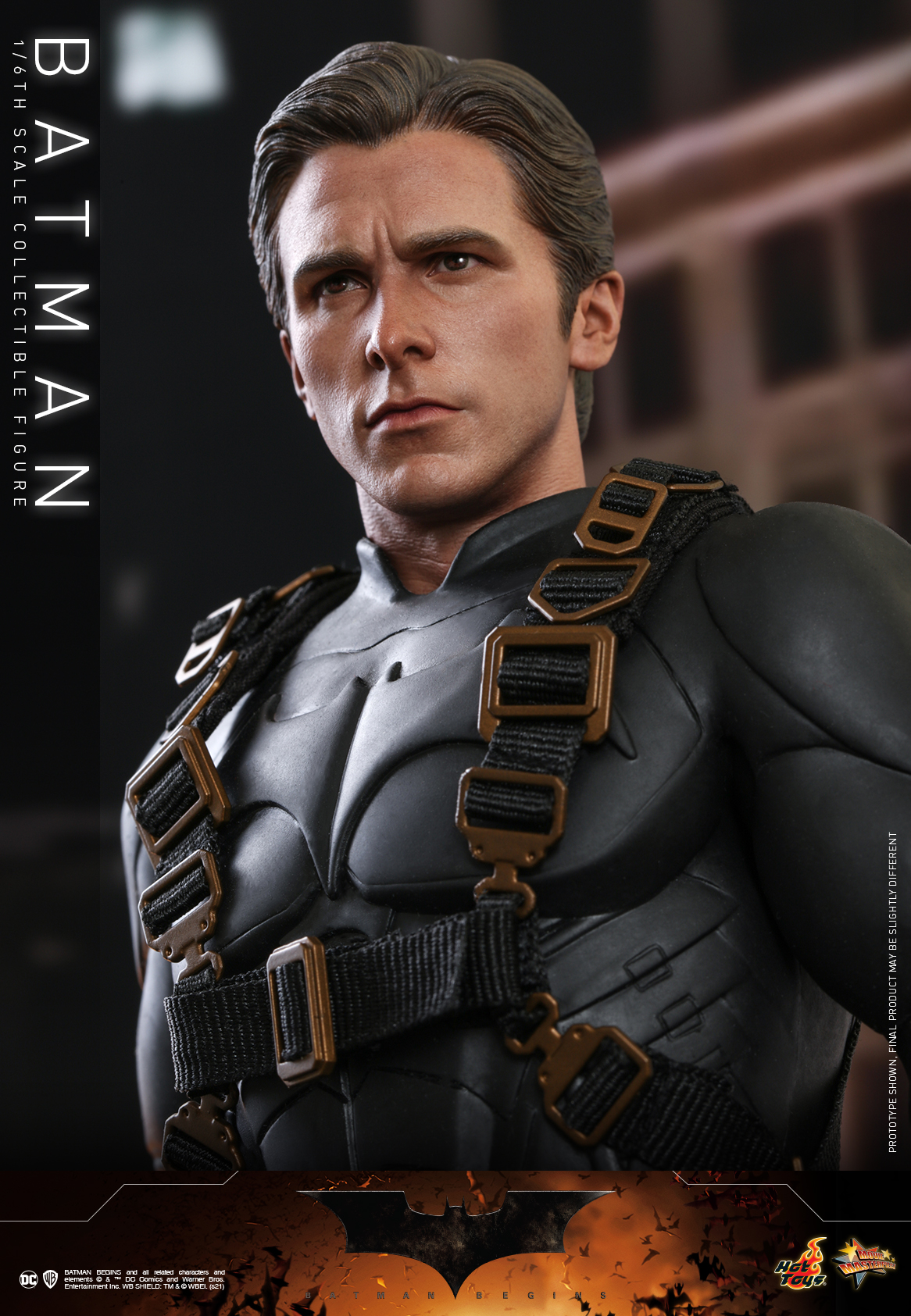 Hot Toys - Batman Begins - Batman collectible figure_PR17